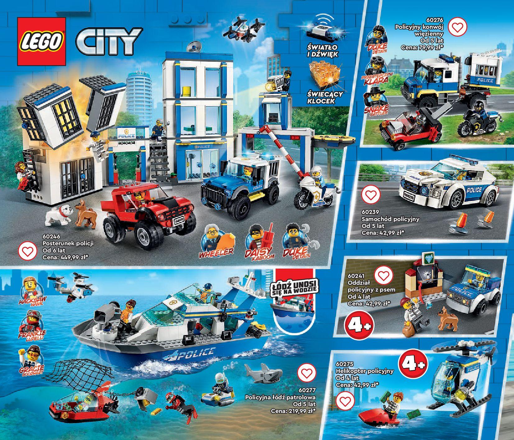 Gazetka LEGO: Gazetka LEGO - katalog 2021-06-30 page-70