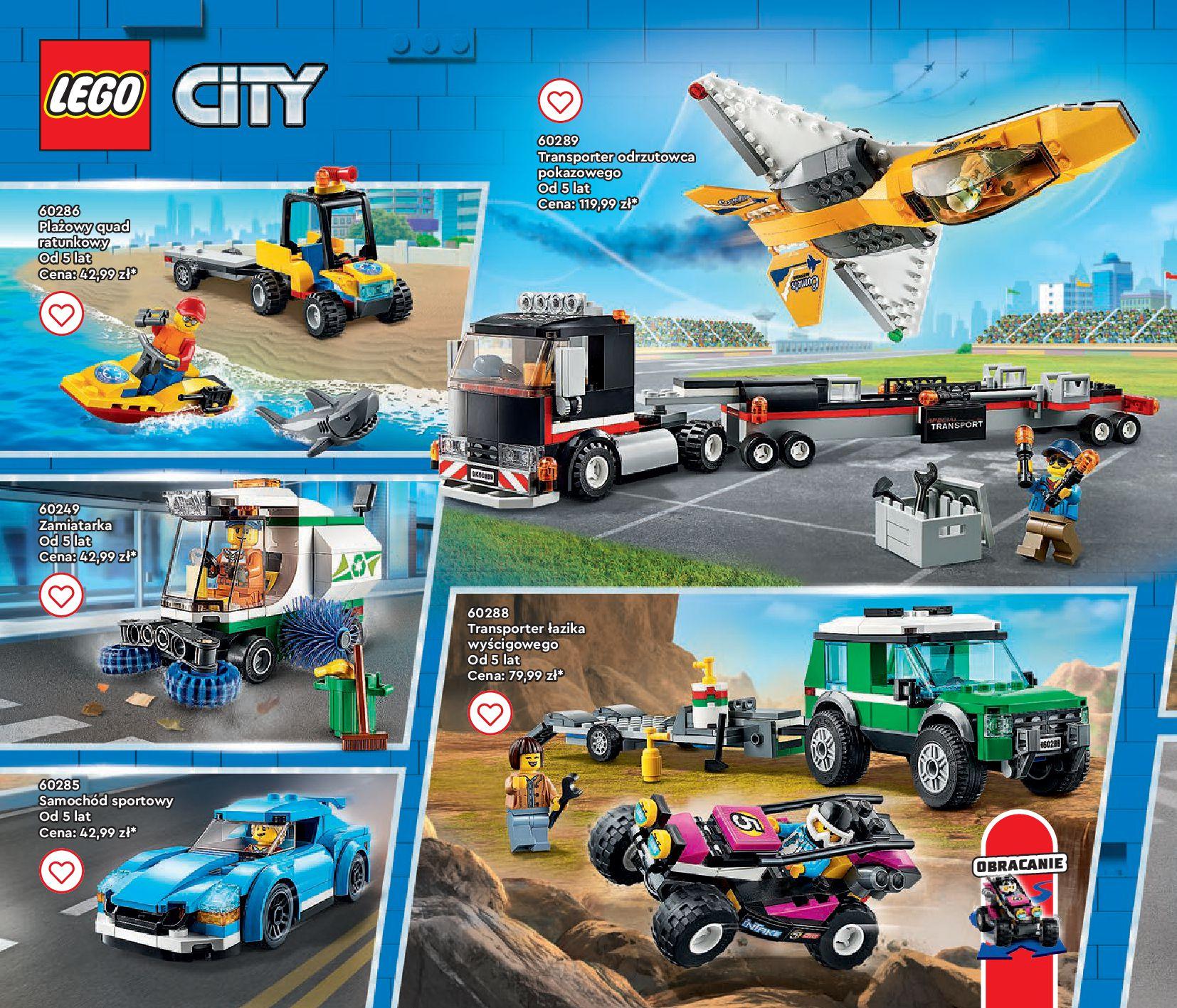 Gazetka LEGO: Gazetka LEGO - katalog 2021-06-30 page-72
