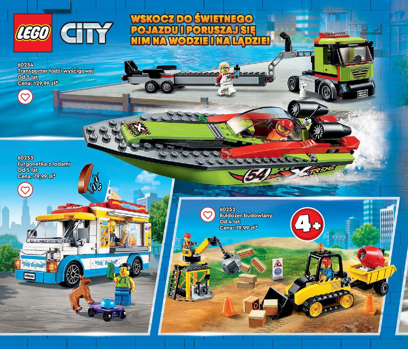 Gazetka LEGO: Gazetka LEGO - katalog 2021-06-30 page-74