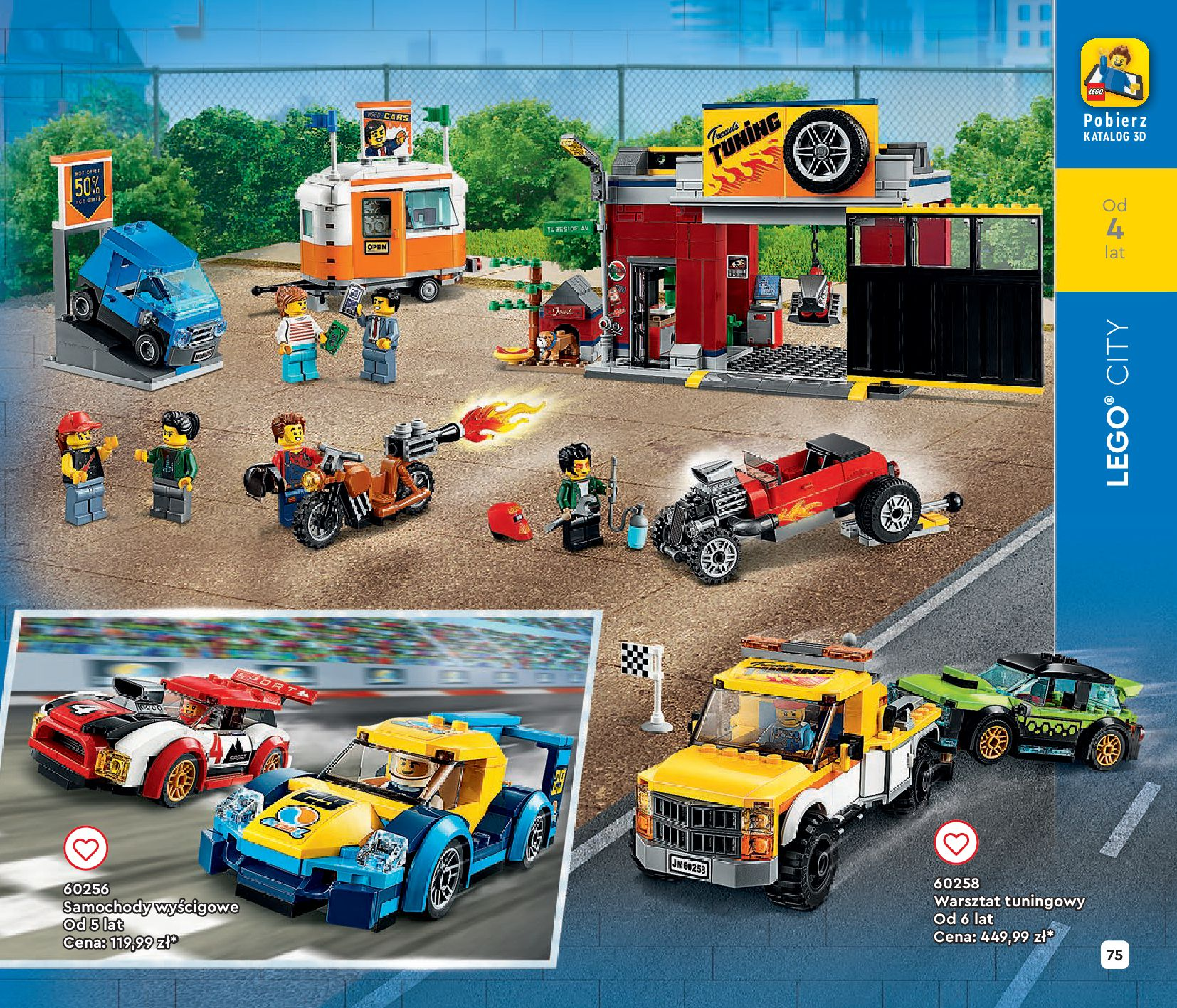 Gazetka LEGO: Gazetka LEGO - katalog 2021-06-30 page-75