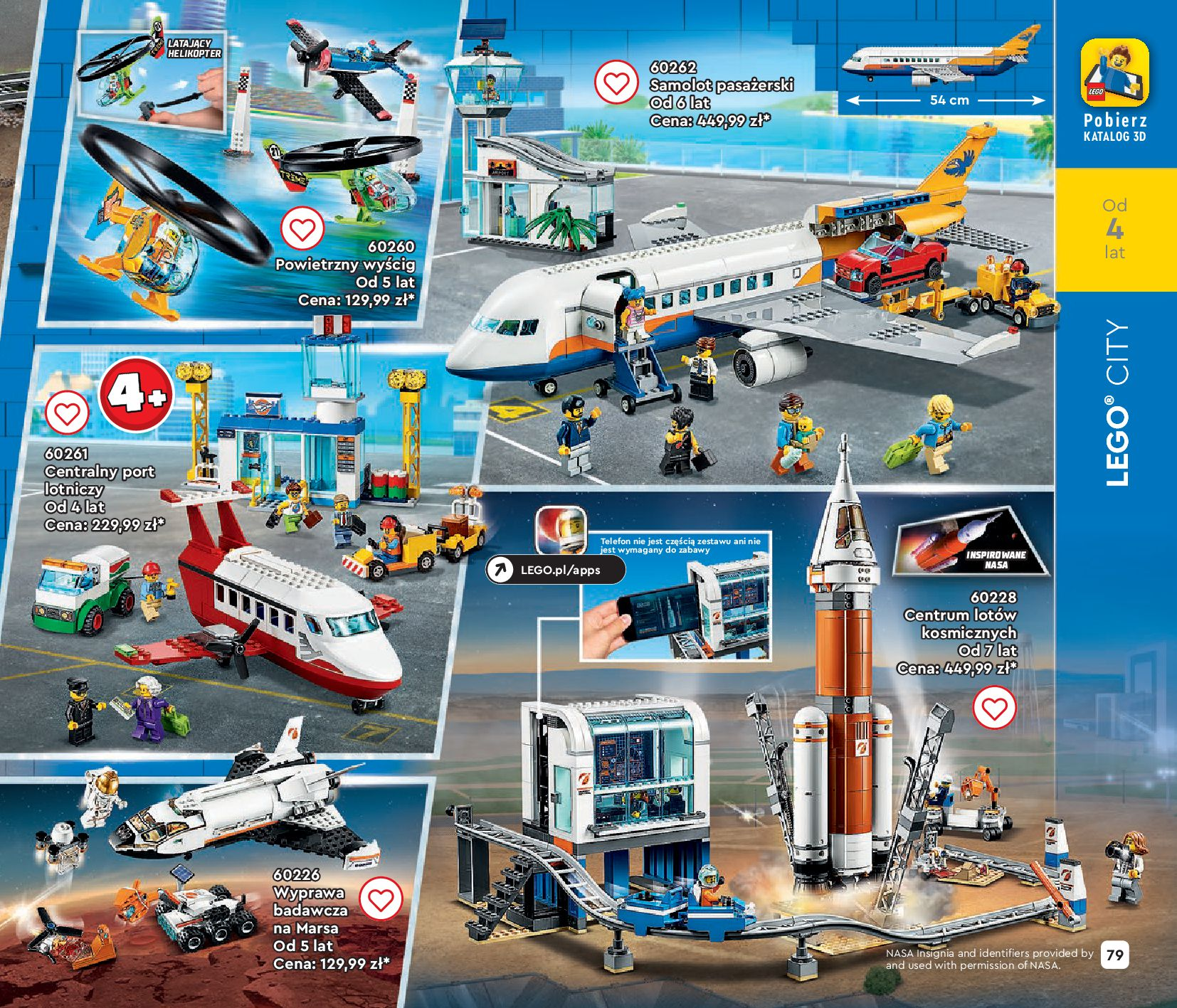 Gazetka LEGO: Gazetka LEGO - katalog 2021-06-30 page-79