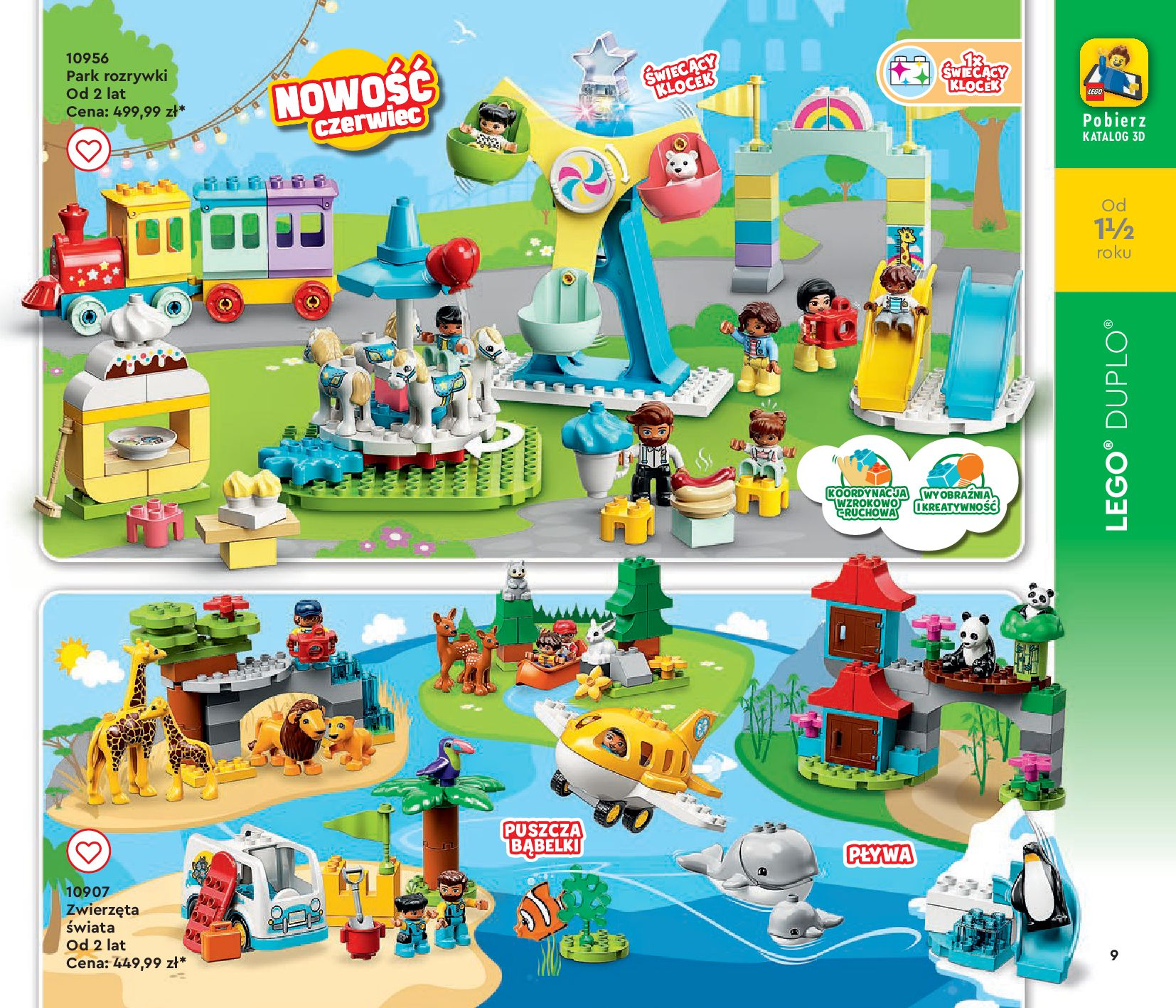 Gazetka LEGO: Gazetka LEGO - katalog 2021-06-30 page-9