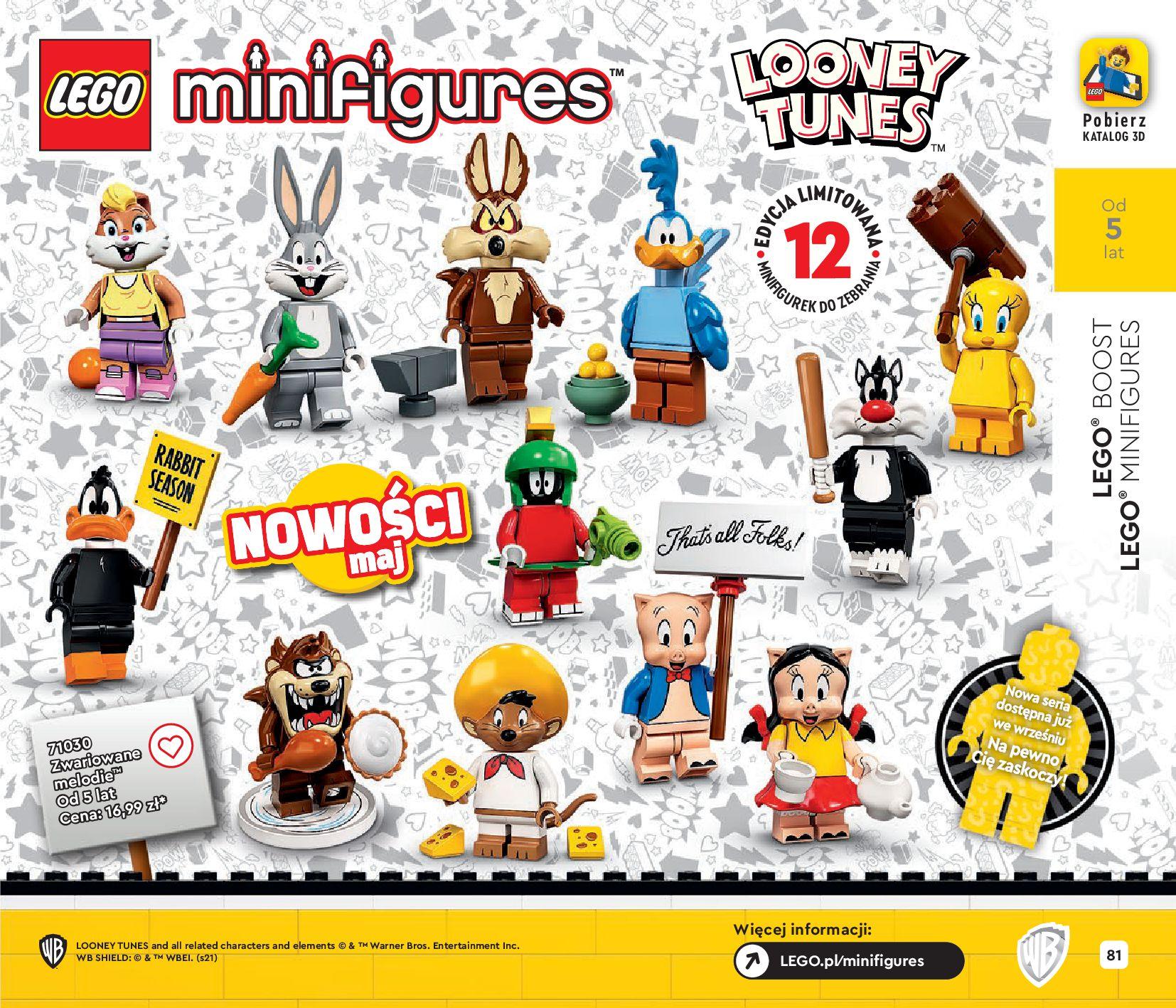 Gazetka LEGO: Gazetka LEGO - katalog 2021-06-30 page-81