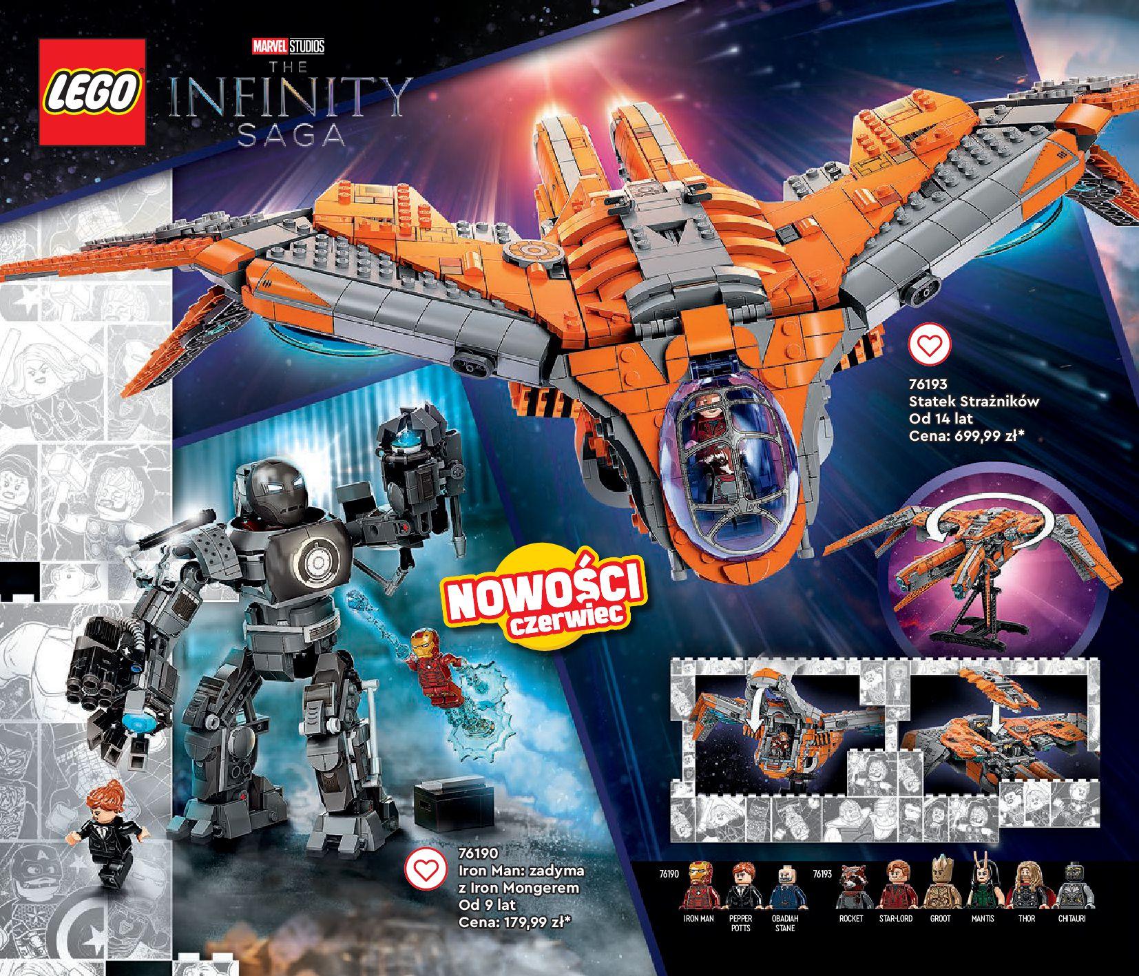 Gazetka LEGO: Gazetka LEGO - katalog 2021-06-30 page-82
