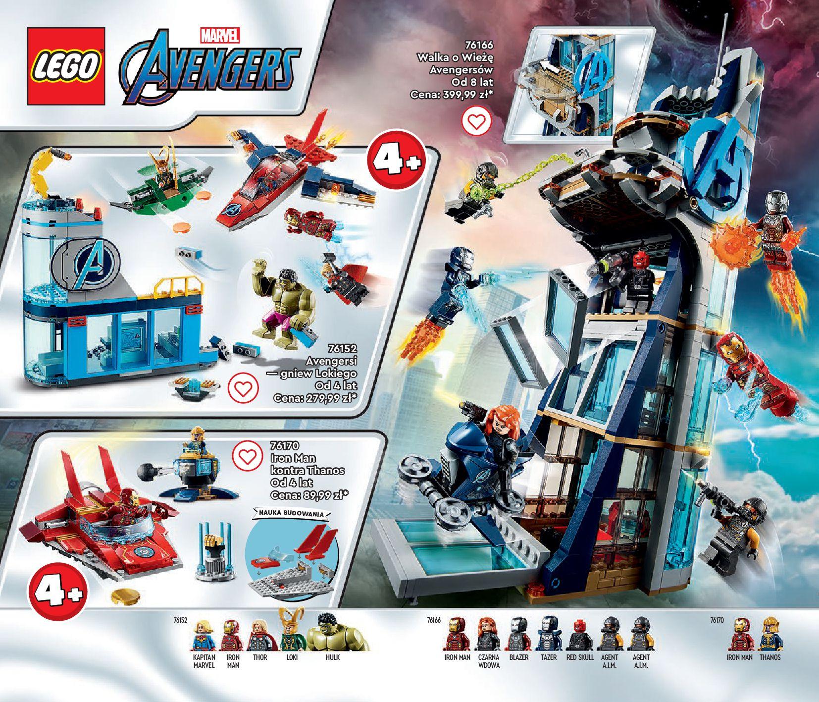 Gazetka LEGO: Gazetka LEGO - katalog 2021-06-30 page-84