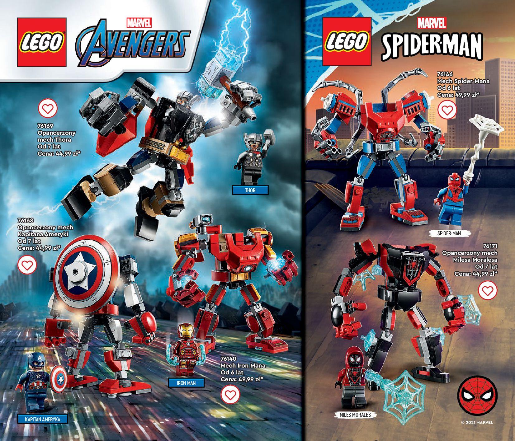 Gazetka LEGO: Gazetka LEGO - katalog 2021-06-30 page-86