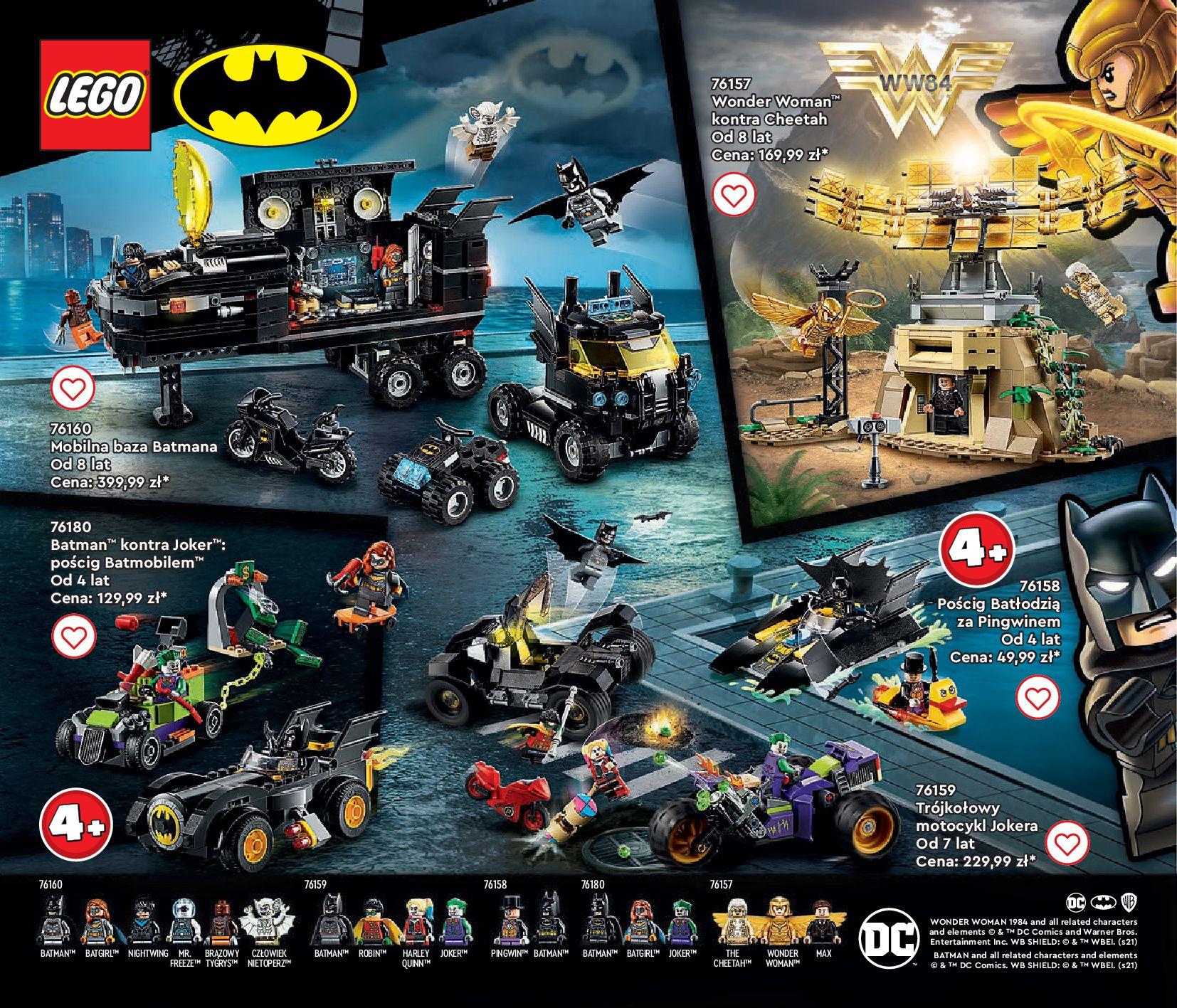Gazetka LEGO: Gazetka LEGO - katalog 2021-06-30 page-90