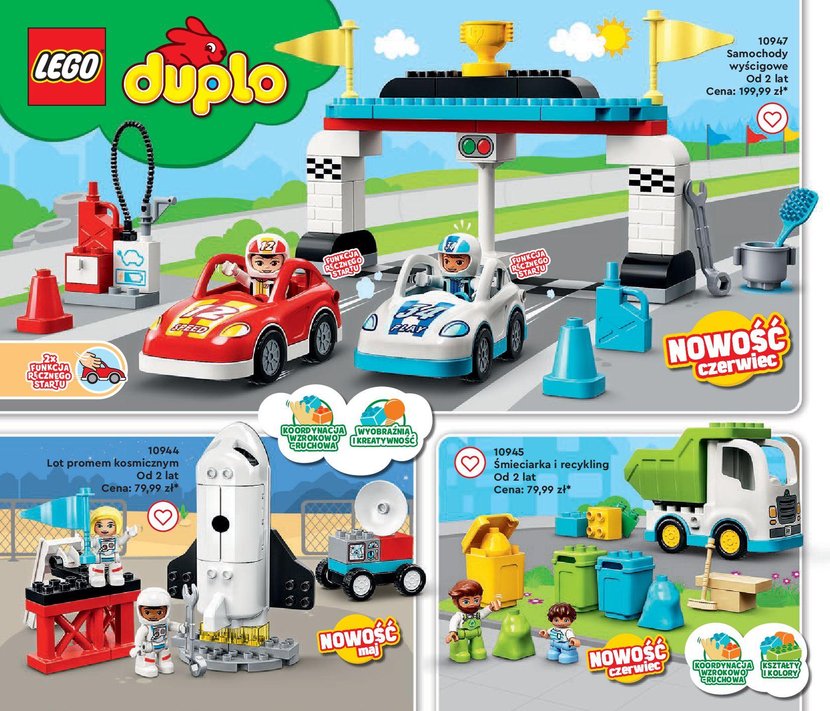 Gazetka LEGO: Gazetka LEGO - katalog 2021-06-30 page-10