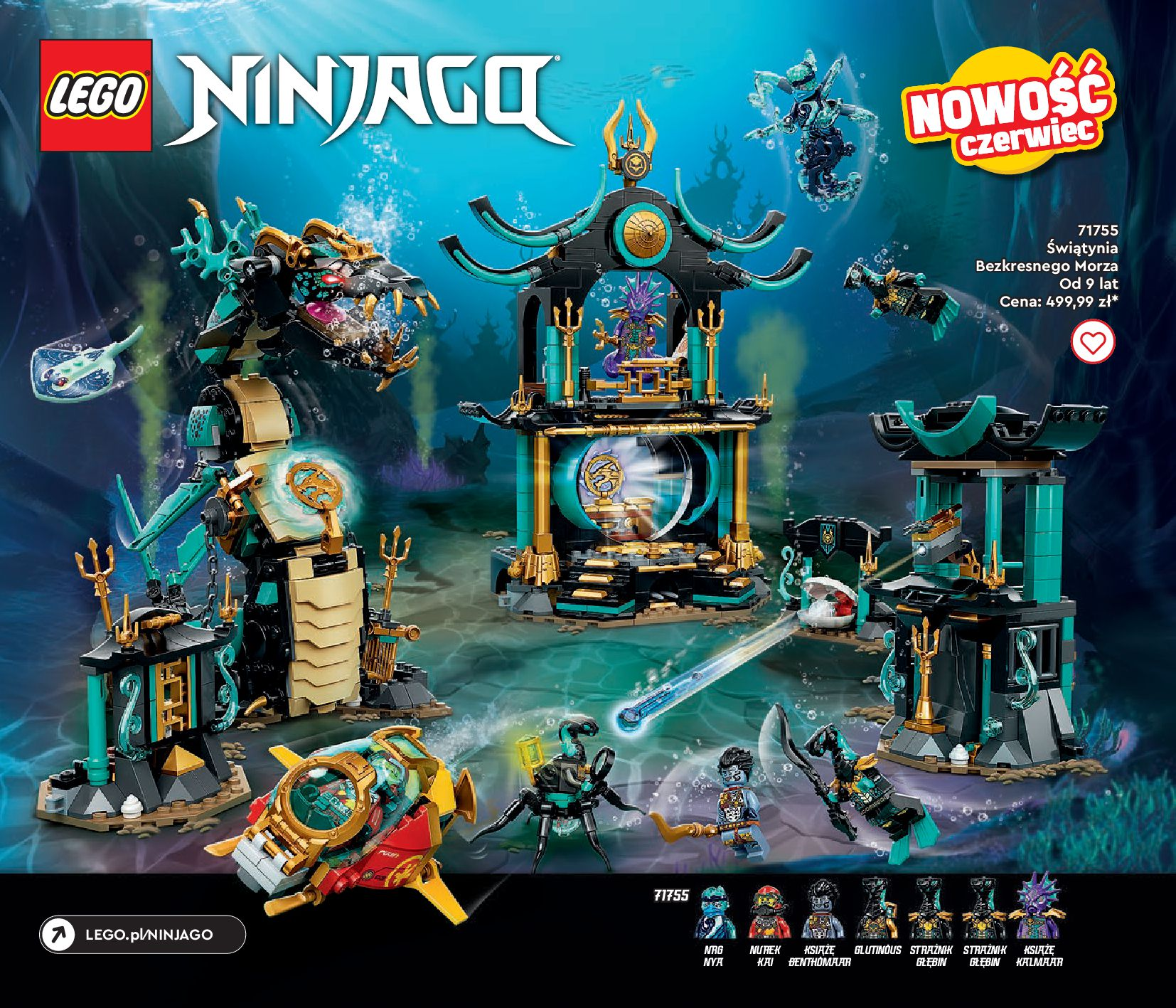 Gazetka LEGO: Gazetka LEGO - katalog 2021-06-30 page-92