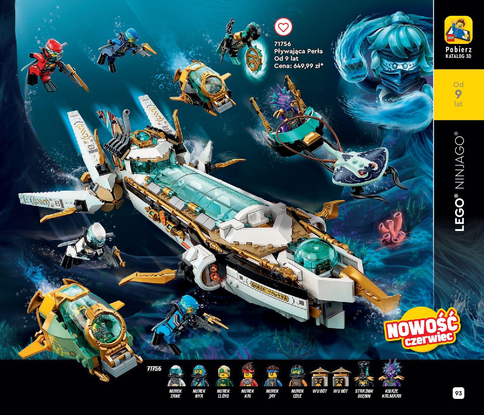 Gazetka LEGO: Gazetka LEGO - katalog 2021-06-30 page-93