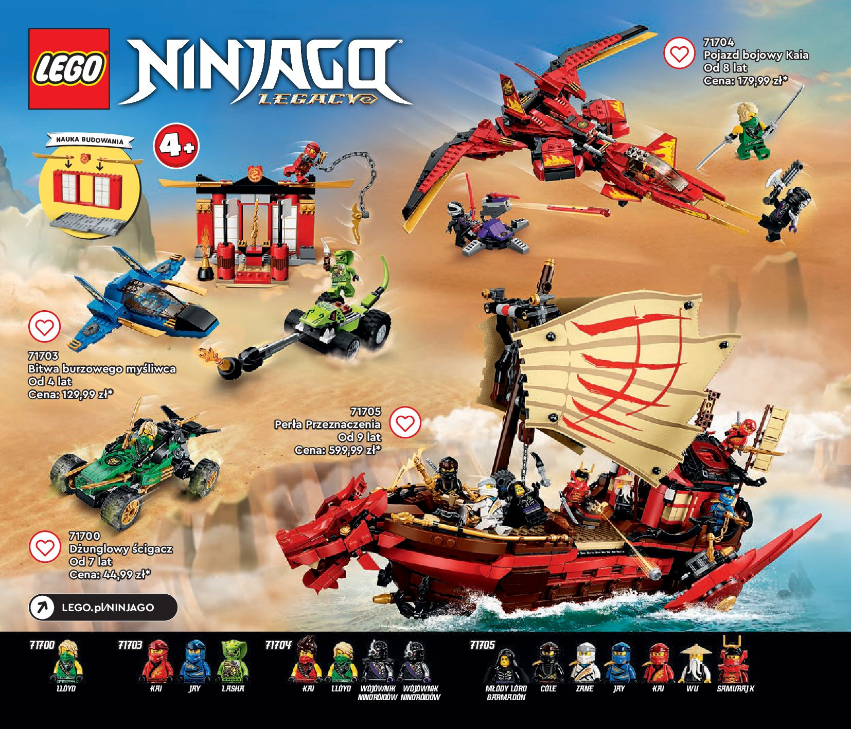 Gazetka LEGO: Gazetka LEGO - katalog 2021-06-30 page-94