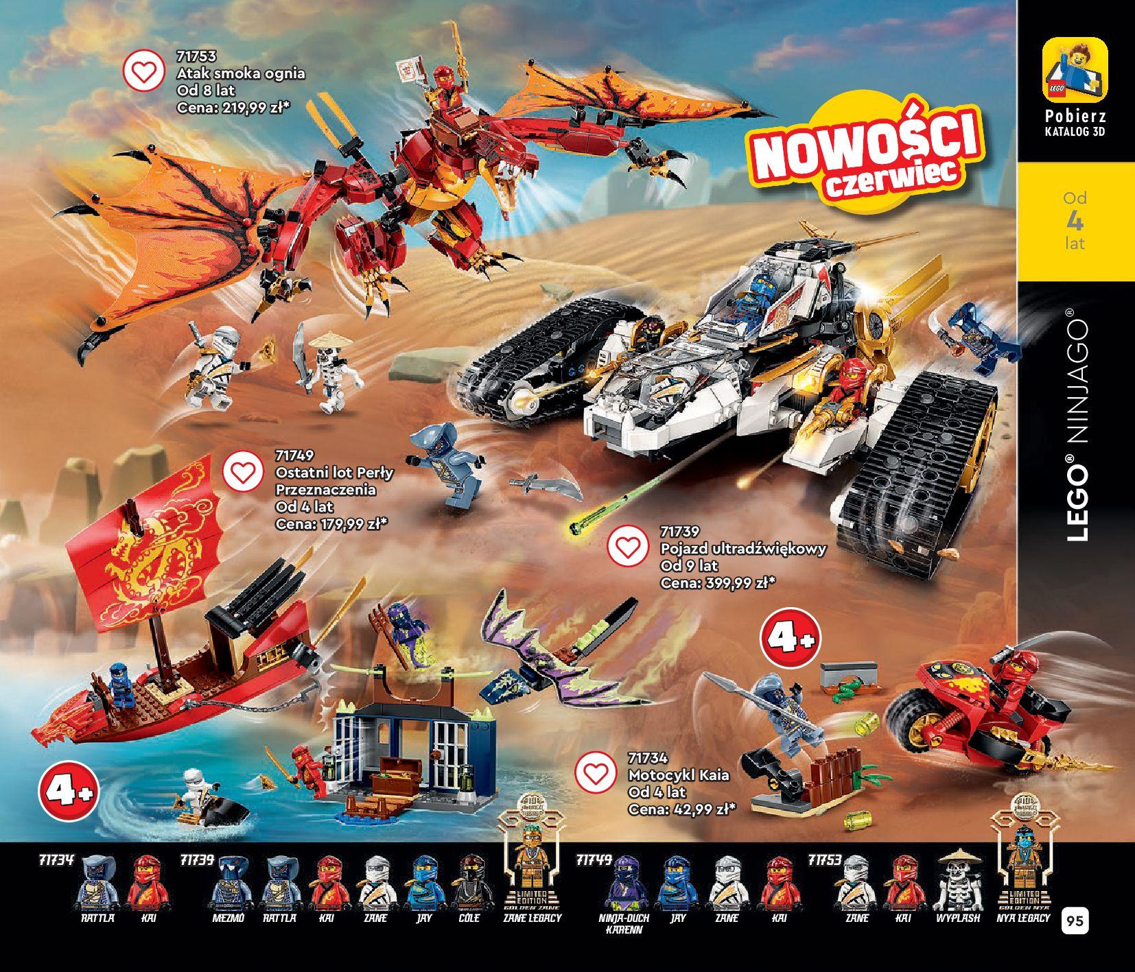 Gazetka LEGO: Gazetka LEGO - katalog 2021-06-30 page-95