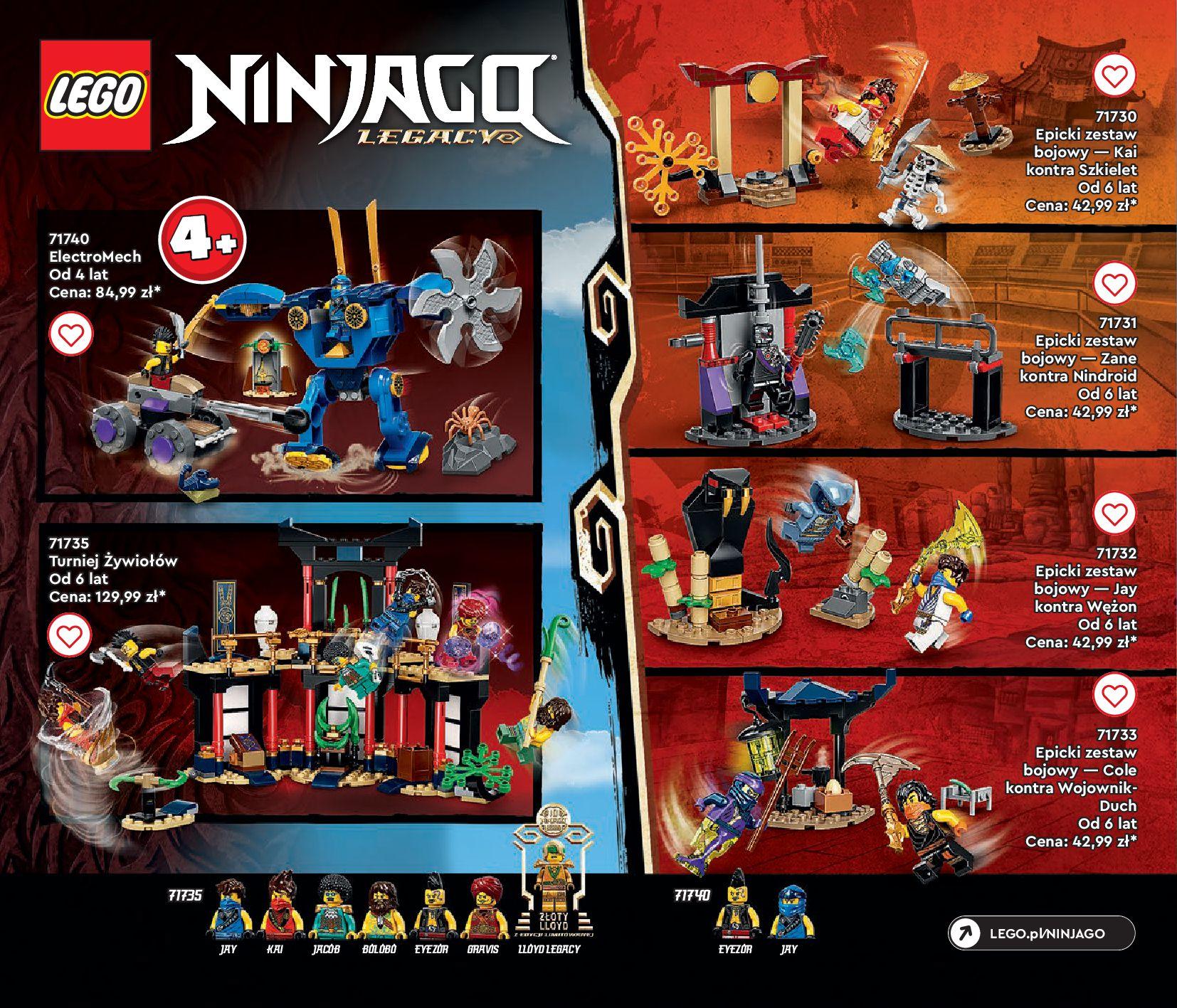 Gazetka LEGO: Gazetka LEGO - katalog 2021-06-30 page-96