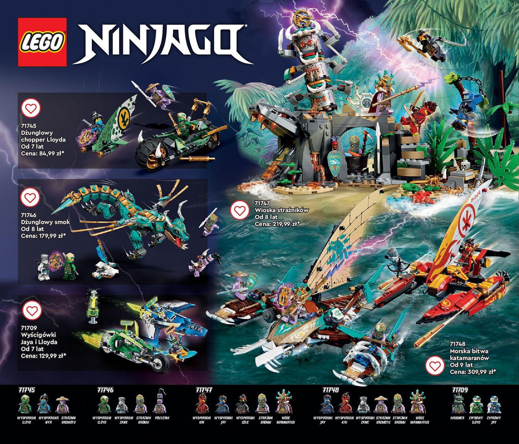 Gazetka LEGO: Gazetka LEGO - katalog 2021-06-30 page-98
