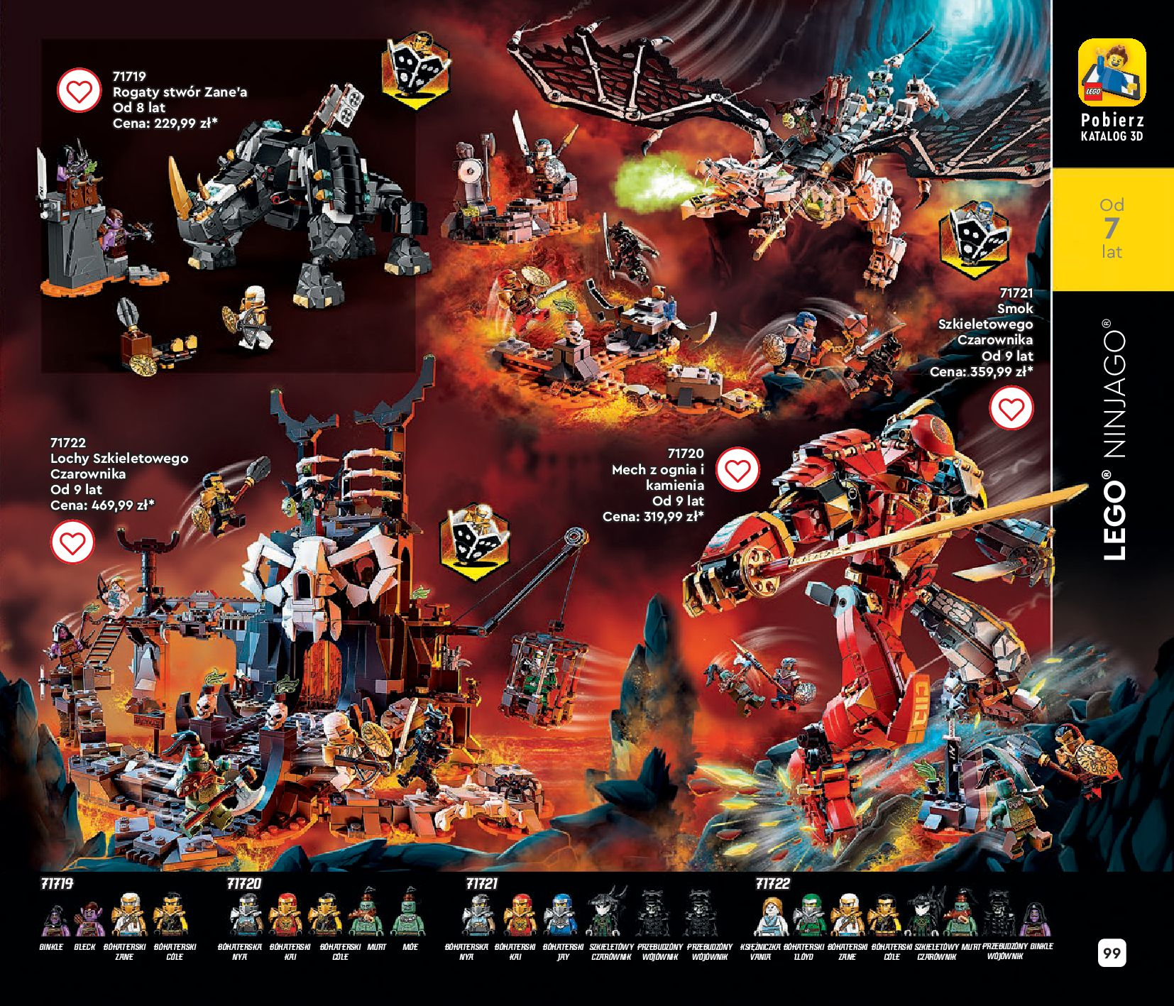 Gazetka LEGO: Gazetka LEGO - katalog 2021-06-30 page-99