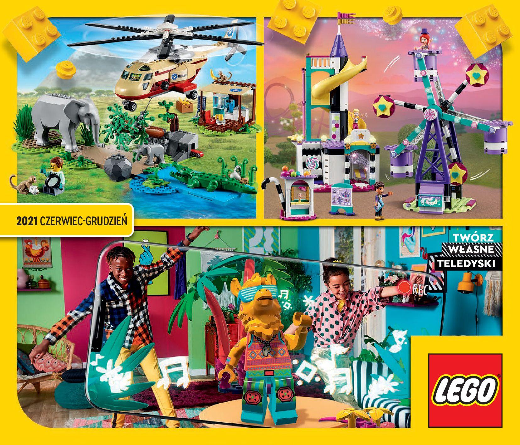 Gazetka LEGO: Gazetka LEGO - katalog 2021-06-30 page-1