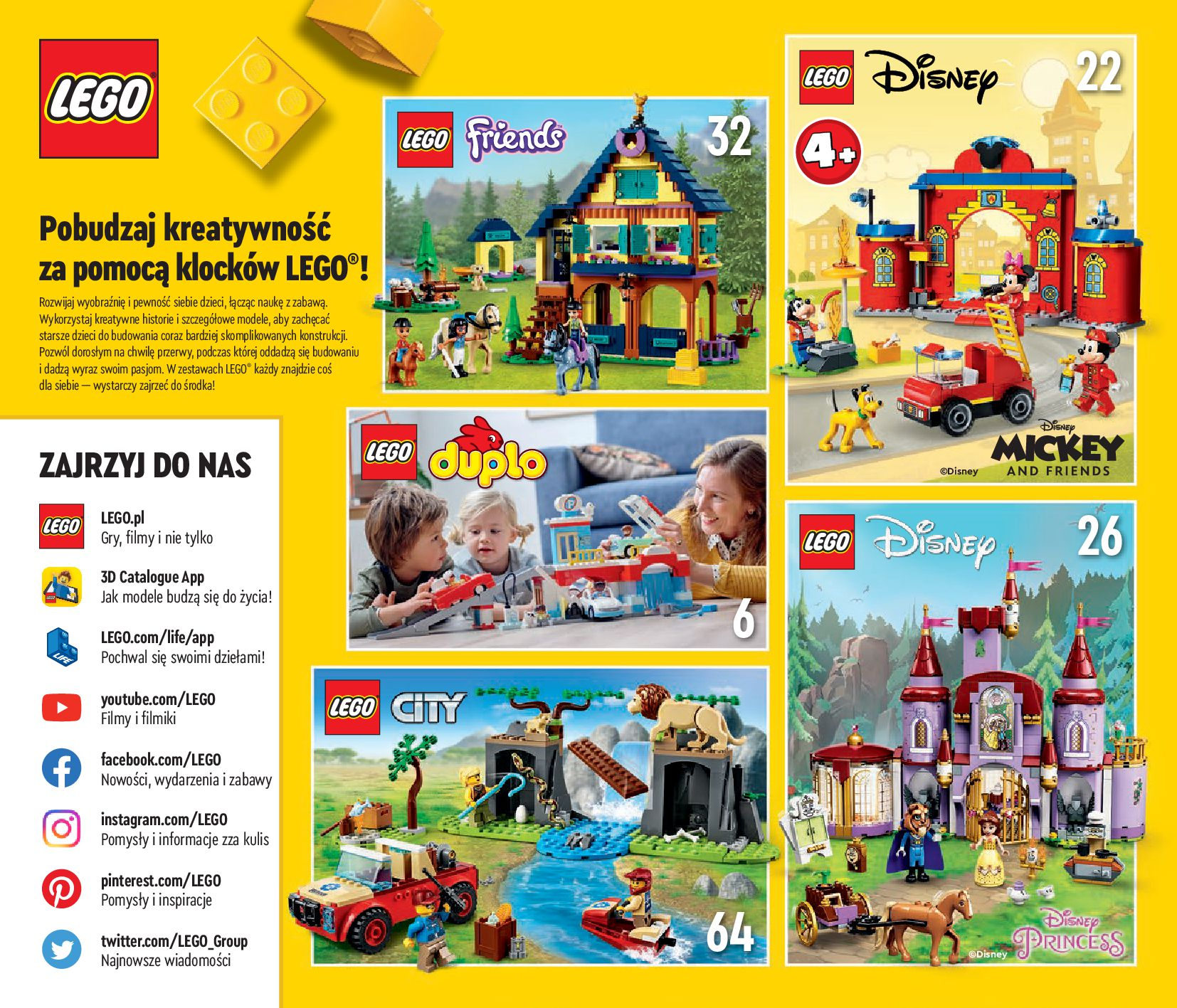 Gazetka LEGO: Gazetka LEGO - katalog 2021-06-30 page-2