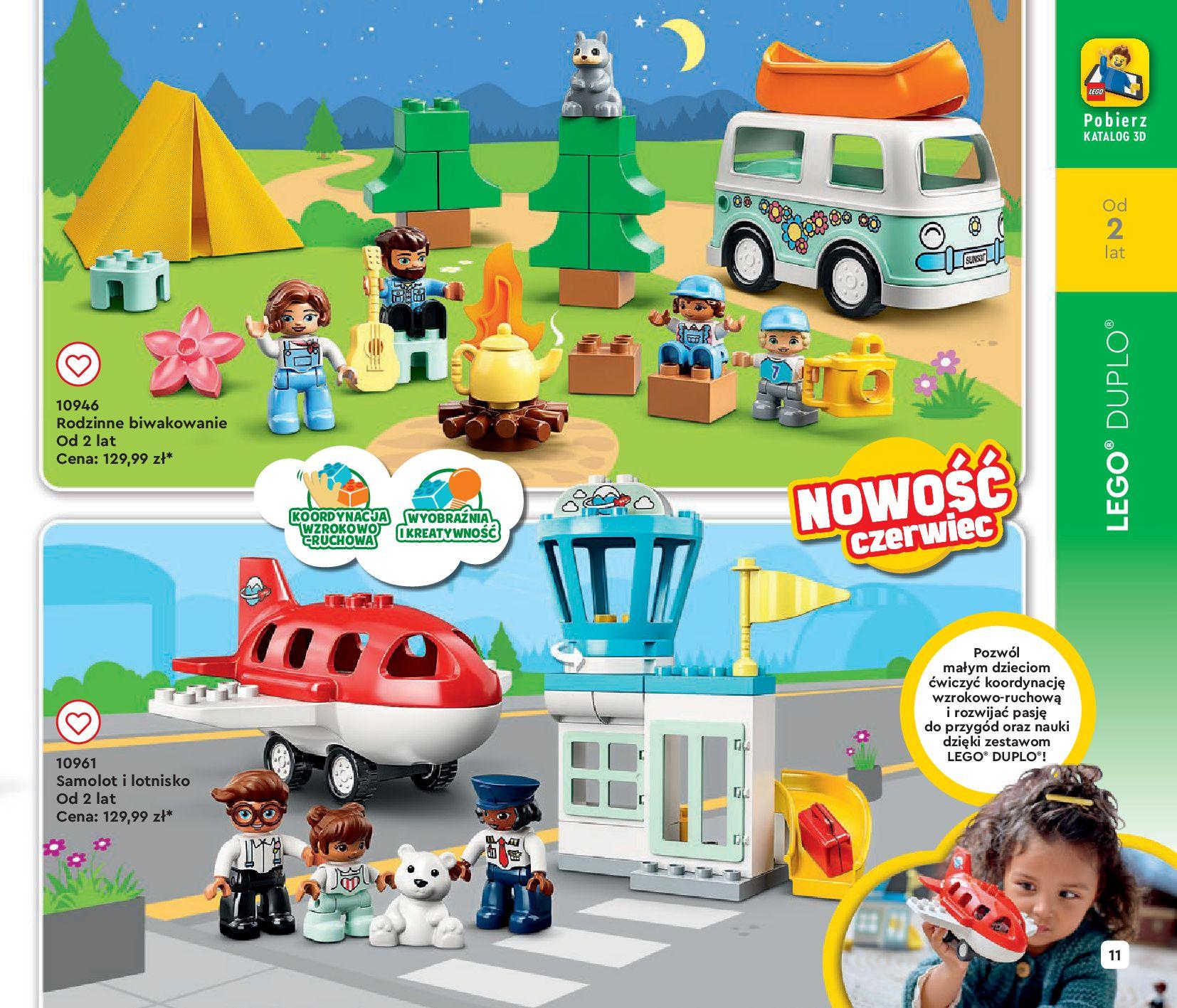 Gazetka LEGO: Gazetka LEGO - katalog 2021-06-30 page-11
