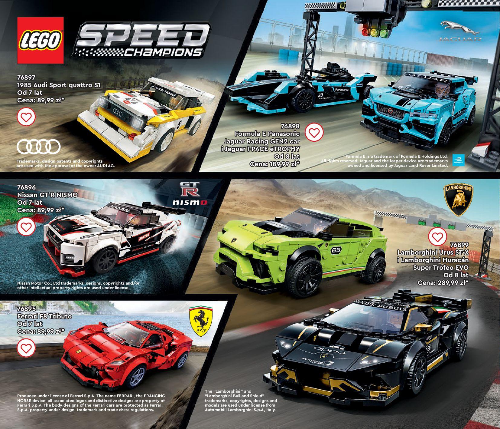 Gazetka LEGO: Gazetka LEGO - katalog 2021-06-30 page-104