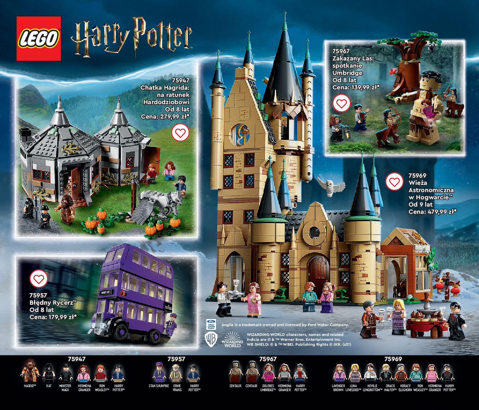 Gazetka LEGO: Gazetka LEGO - katalog 2021-06-30 page-108