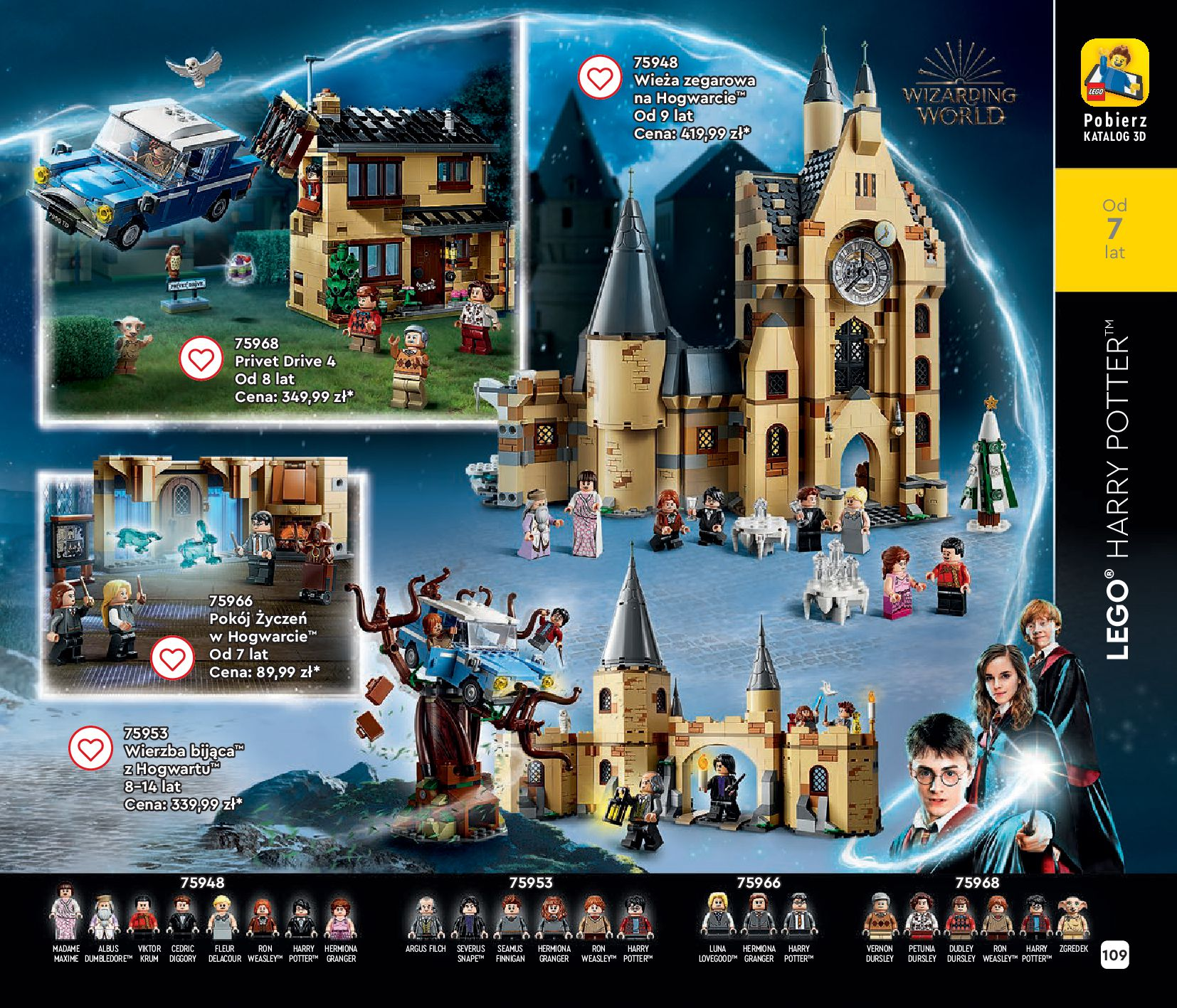 Gazetka LEGO: Gazetka LEGO - katalog 2021-06-30 page-109