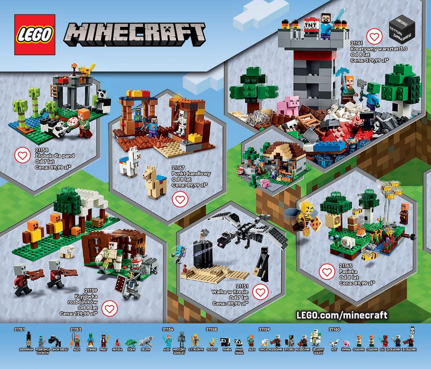 Gazetka LEGO: Gazetka LEGO - katalog 2021-06-30 page-112