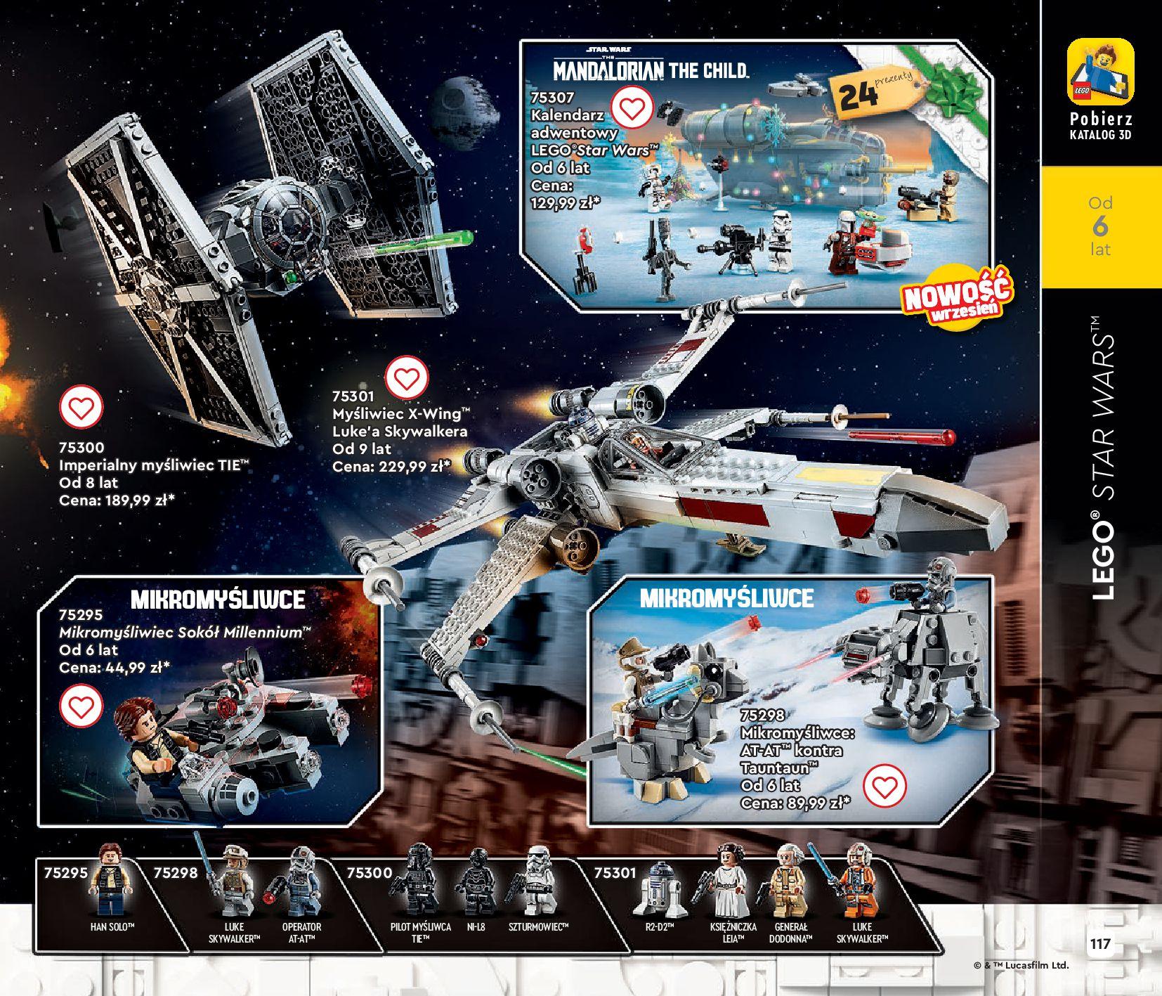 Gazetka LEGO: Gazetka LEGO - katalog 2021-06-30 page-117