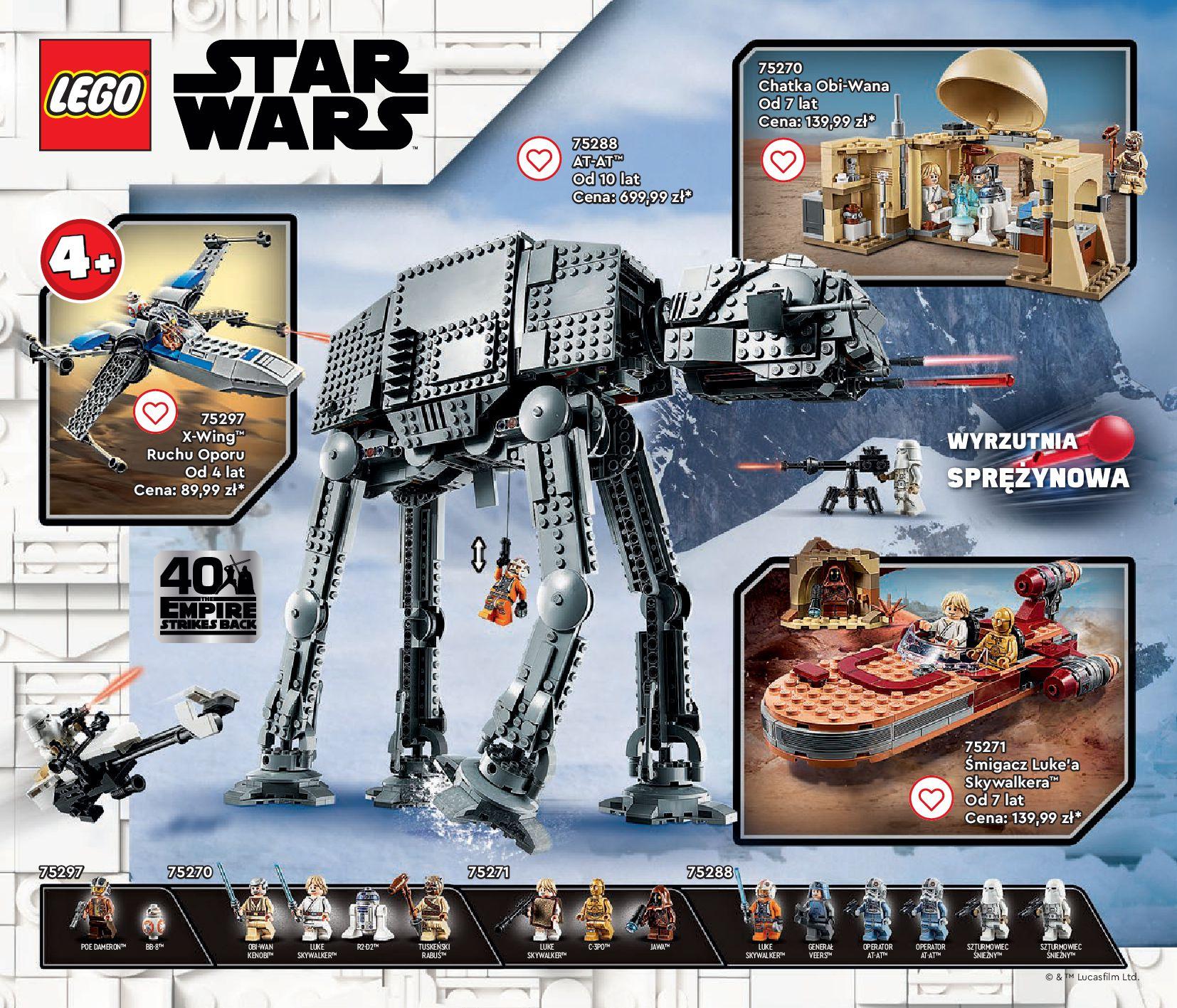 Gazetka LEGO: Gazetka LEGO - katalog 2021-06-30 page-118
