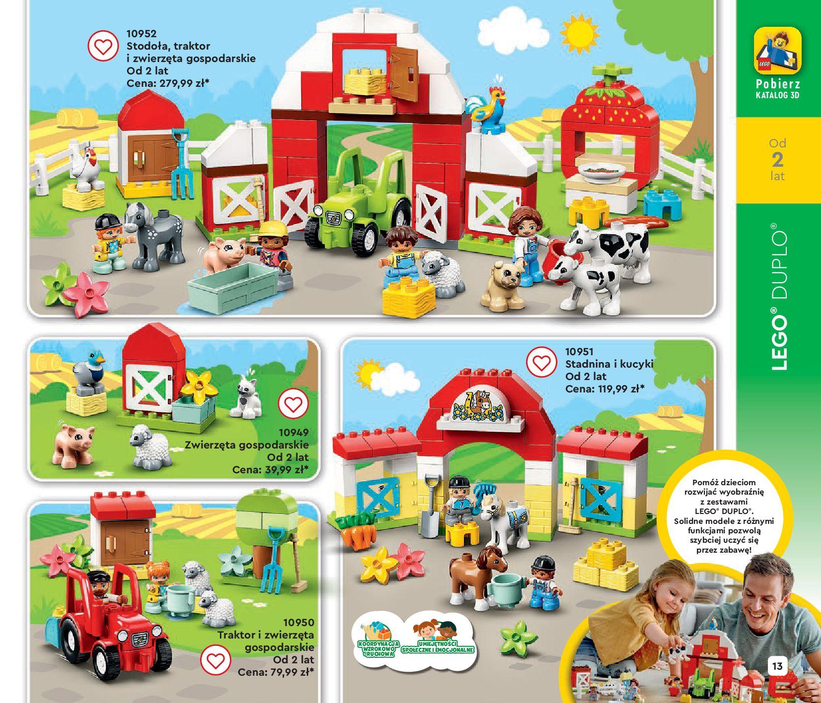 Gazetka LEGO: Gazetka LEGO - katalog 2021-06-30 page-13
