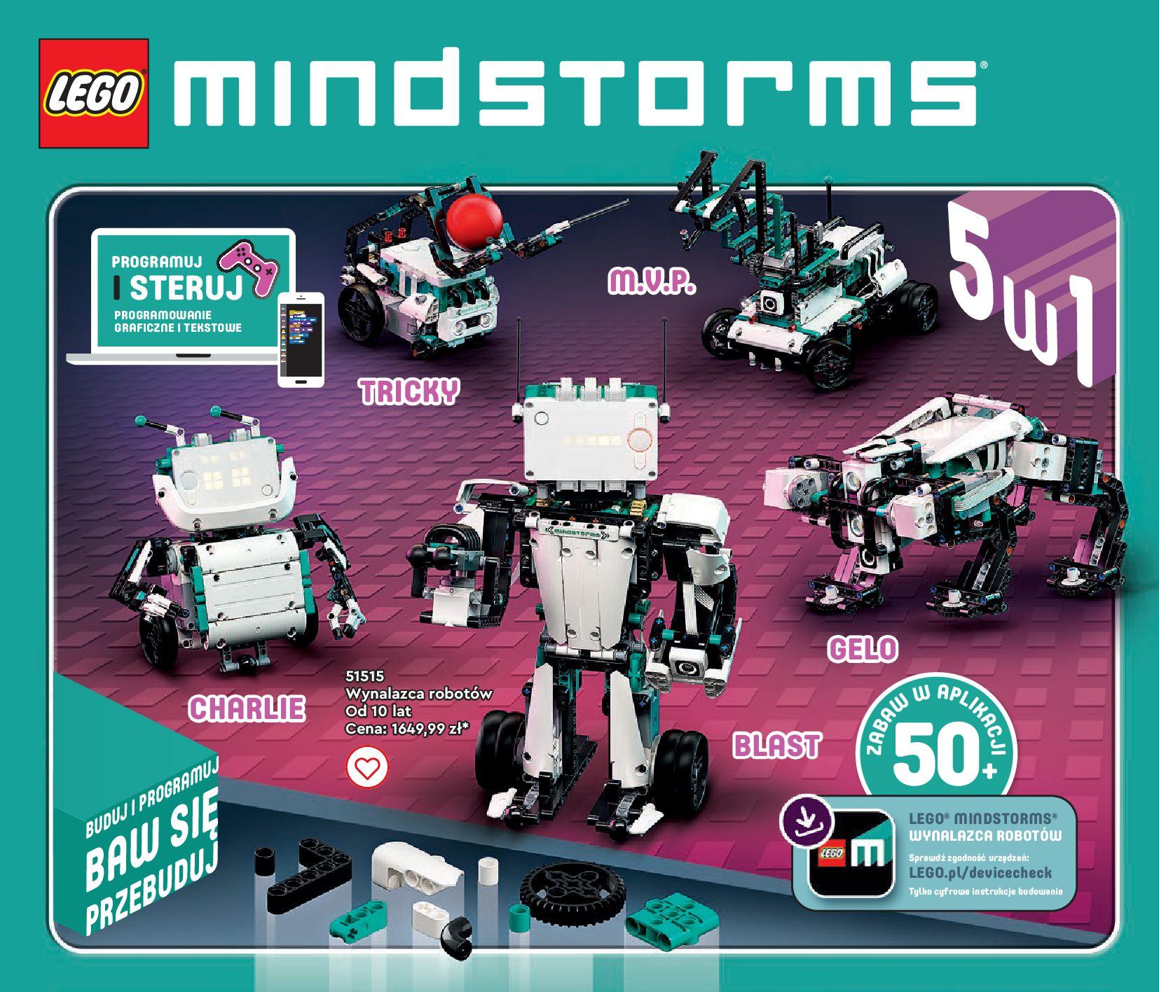 Gazetka LEGO: Gazetka LEGO - katalog 2021-06-30 page-122