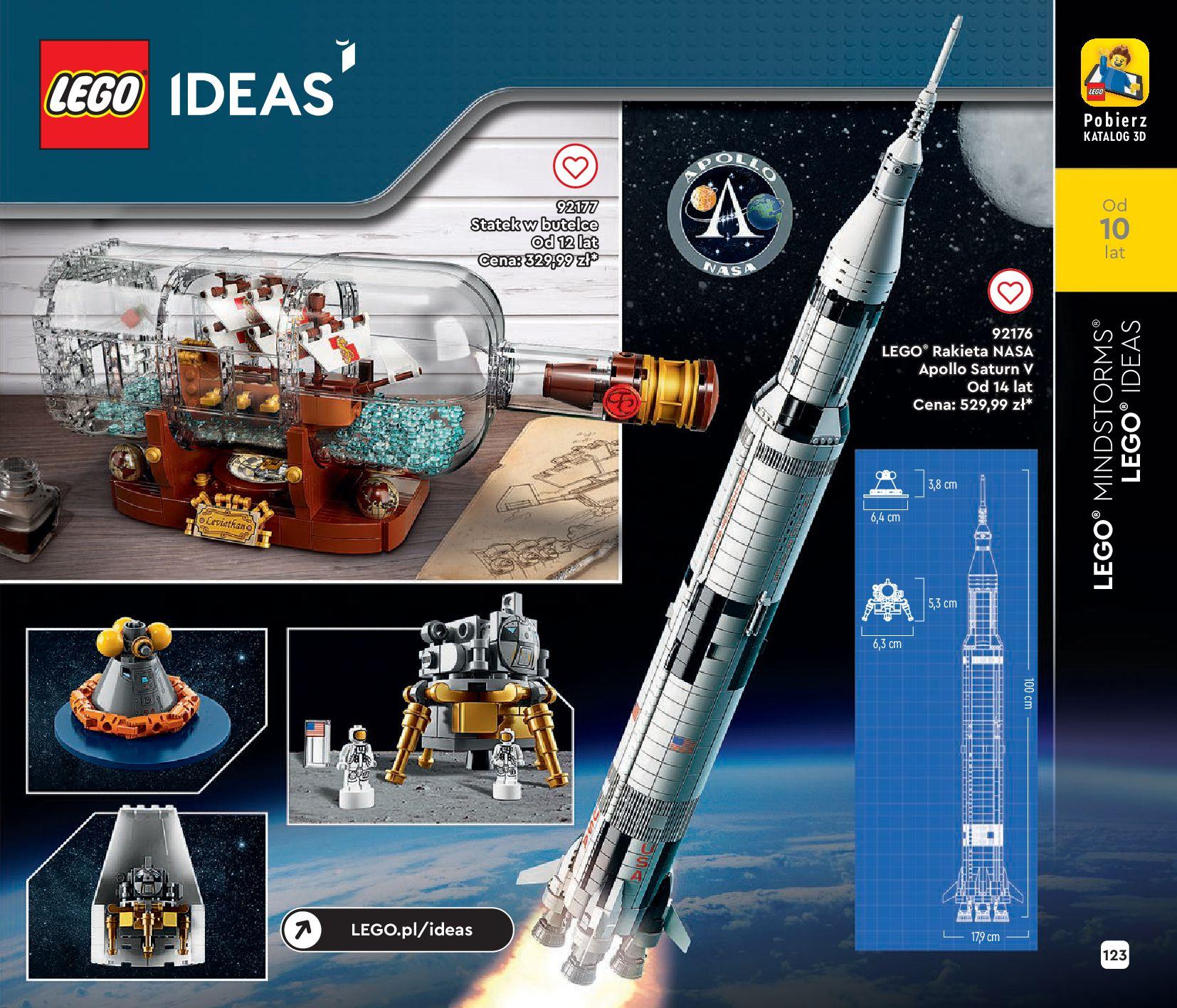 Gazetka LEGO: Gazetka LEGO - katalog 2021-06-30 page-123