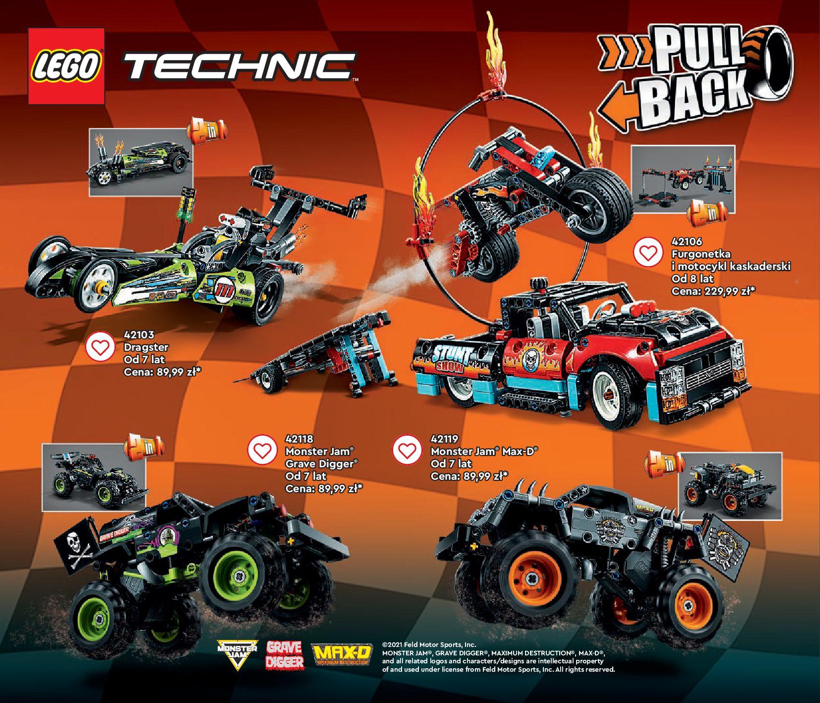 Gazetka LEGO: Gazetka LEGO - katalog 2021-06-30 page-124