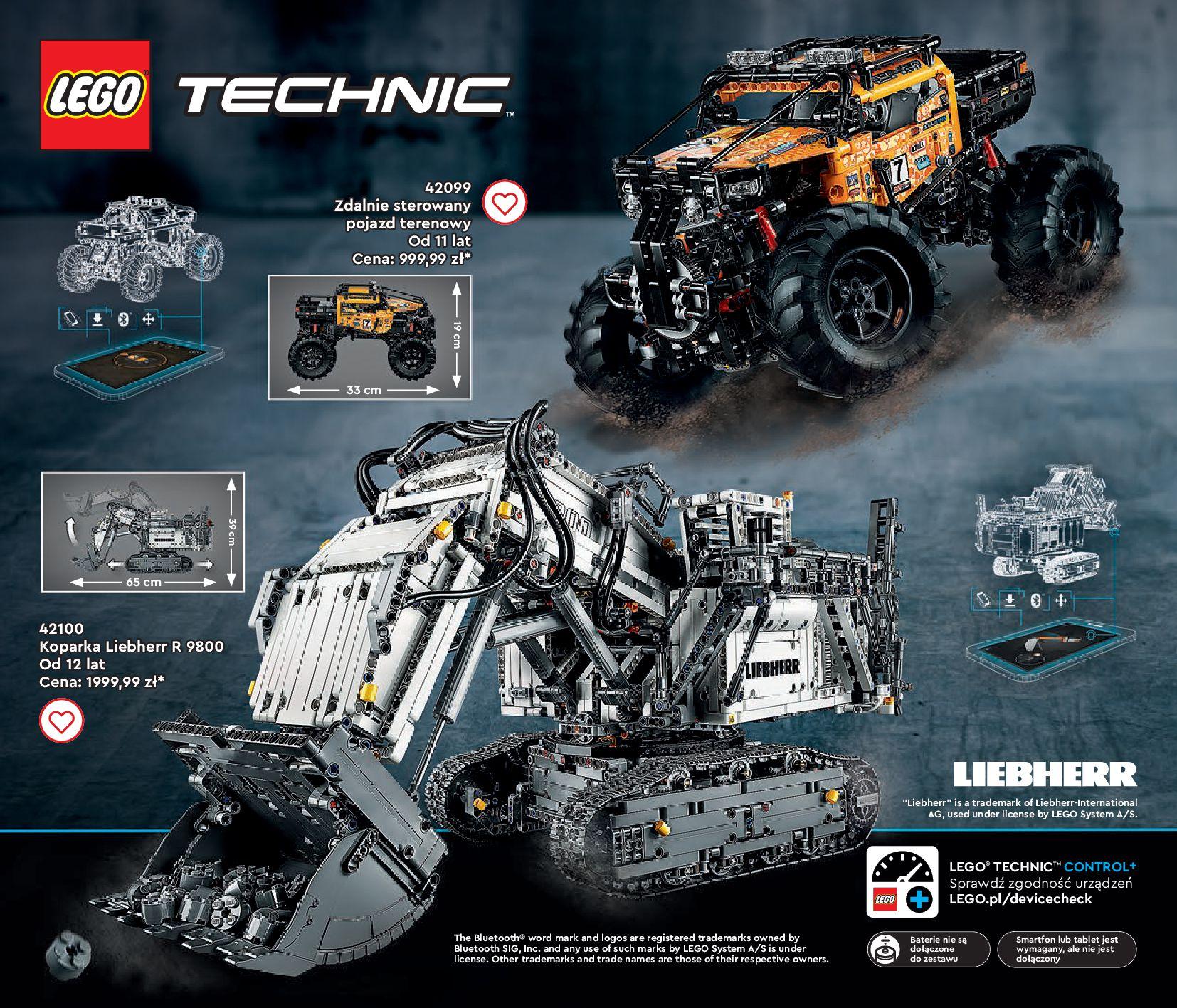 Gazetka LEGO: Gazetka LEGO - katalog 2021-06-30 page-128