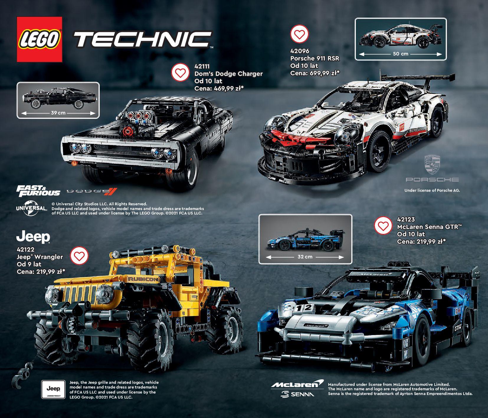 Gazetka LEGO: Gazetka LEGO - katalog 2021-06-30 page-130