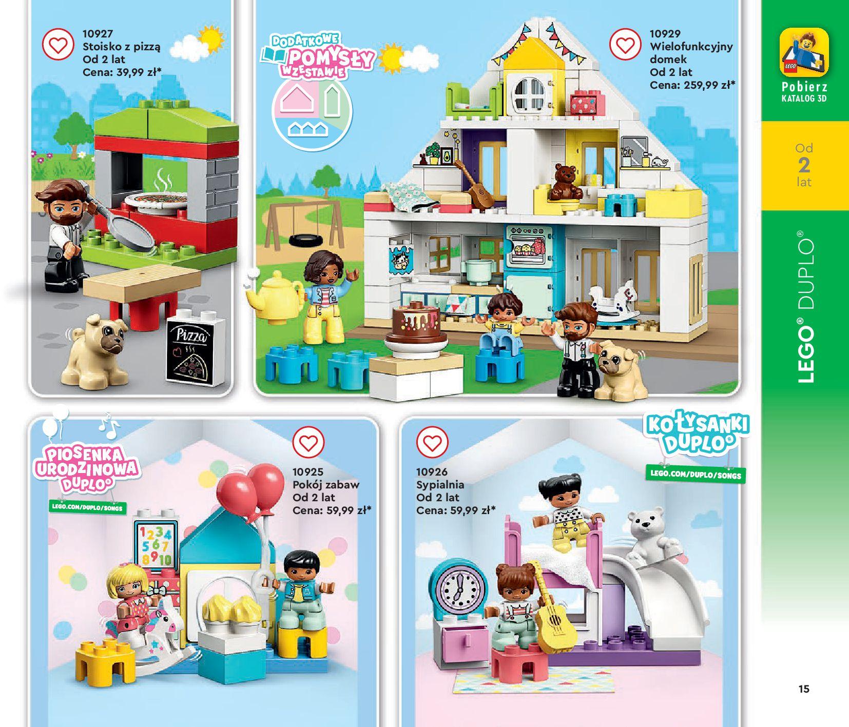 Gazetka LEGO: Gazetka LEGO - katalog 2021-06-30 page-15