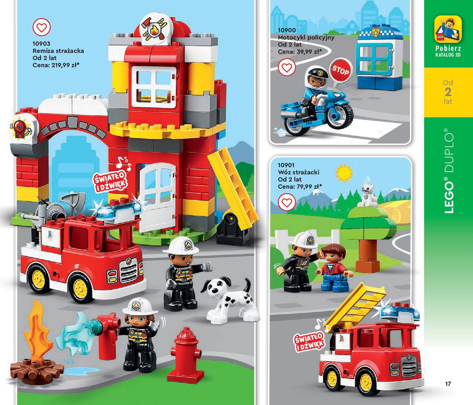 Gazetka LEGO: Gazetka LEGO - katalog 2021-06-30 page-17