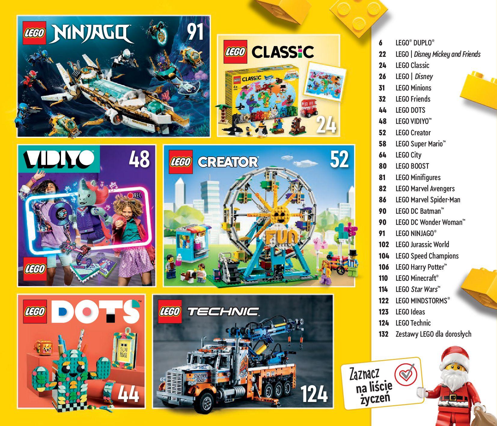 Gazetka LEGO: Gazetka LEGO - katalog 2021-06-30 page-3