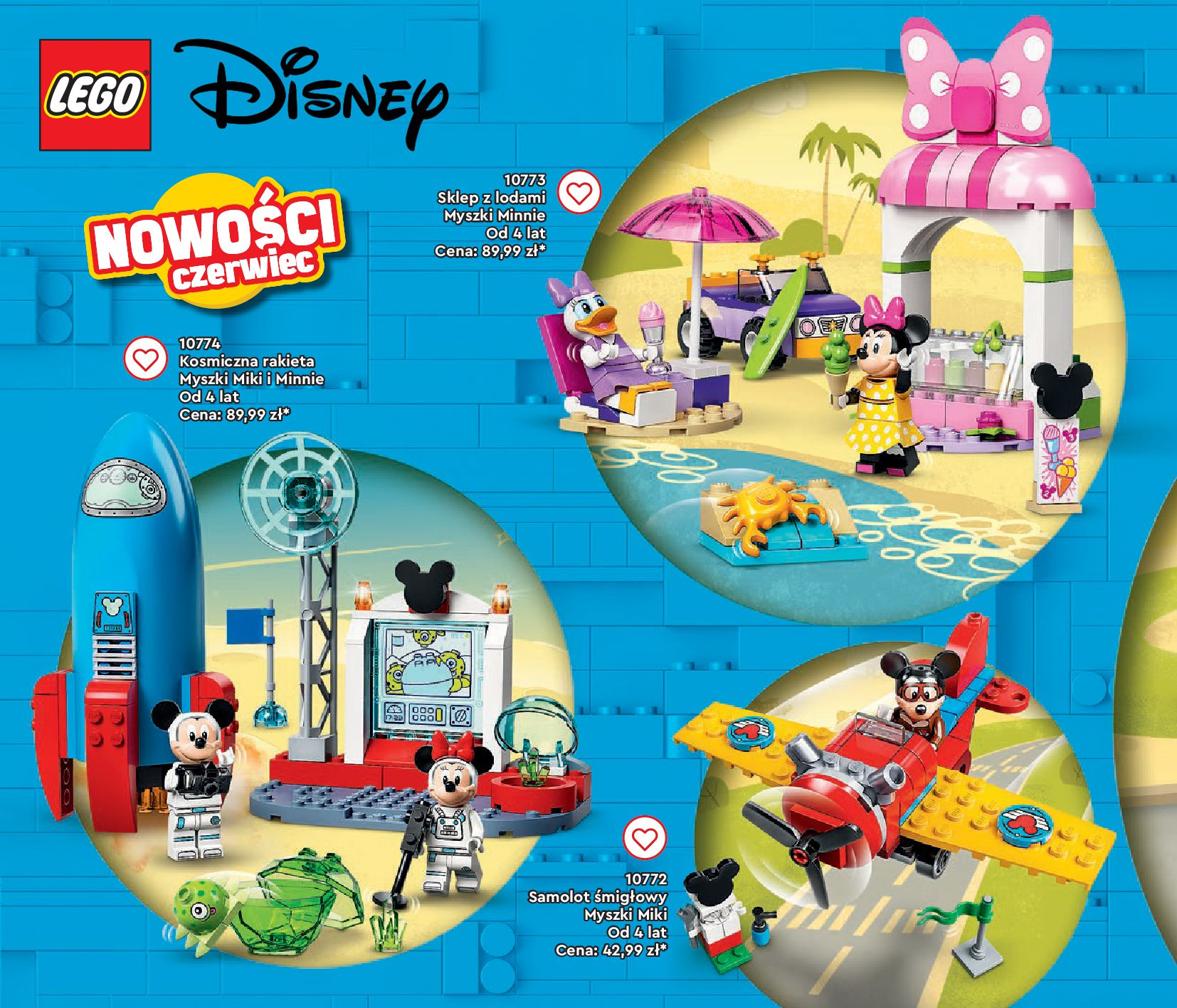 Gazetka LEGO: Gazetka LEGO - katalog 2021-06-30 page-22