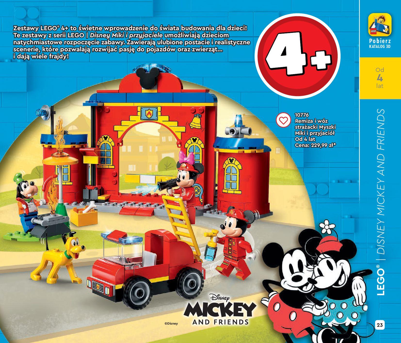 Gazetka LEGO: Gazetka LEGO - katalog 2021-06-30 page-23