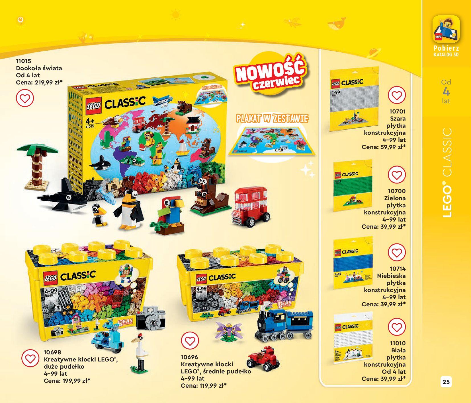 Gazetka LEGO: Gazetka LEGO - katalog 2021-06-30 page-25