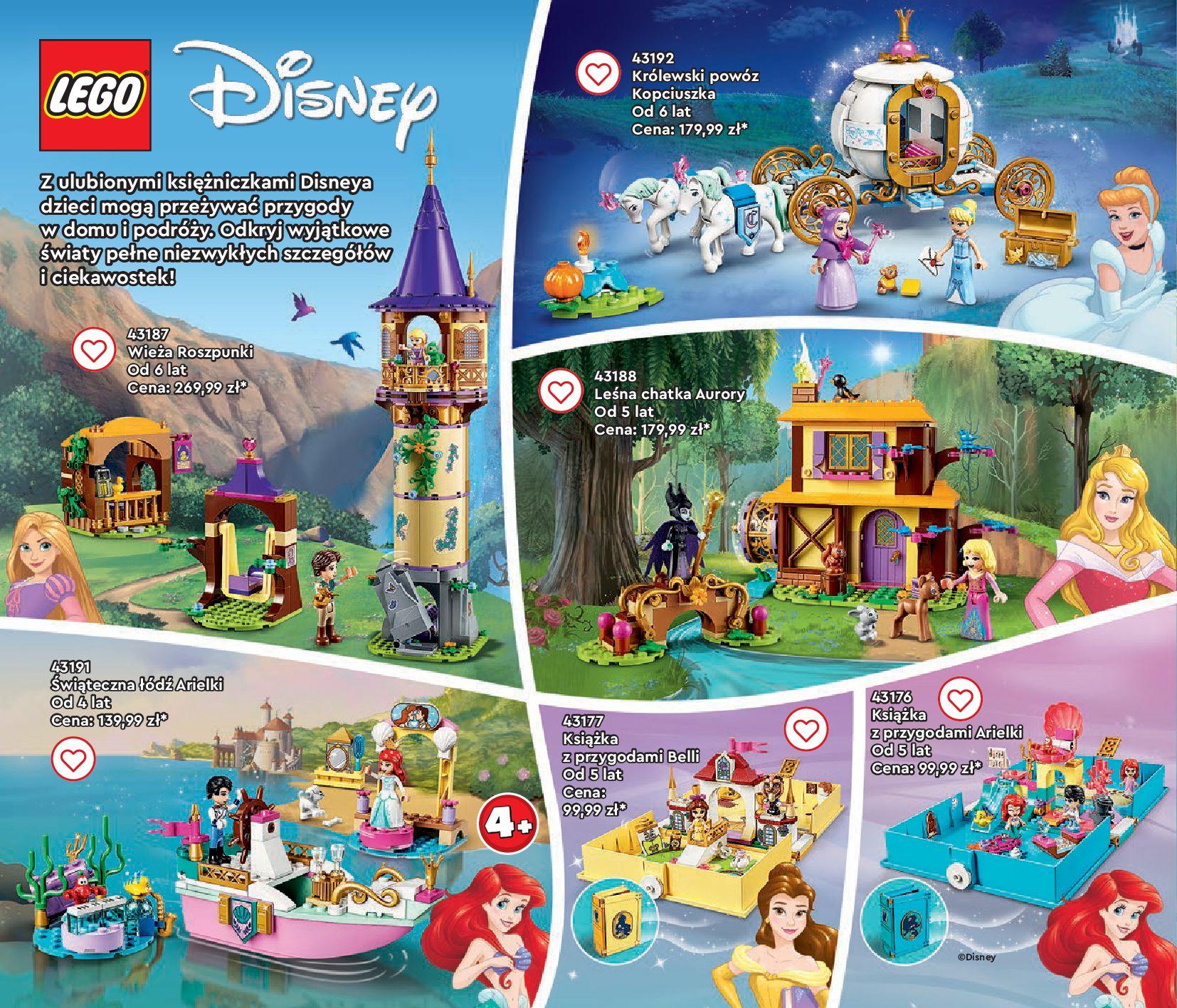 Gazetka LEGO: Gazetka LEGO - katalog 2021-06-30 page-26