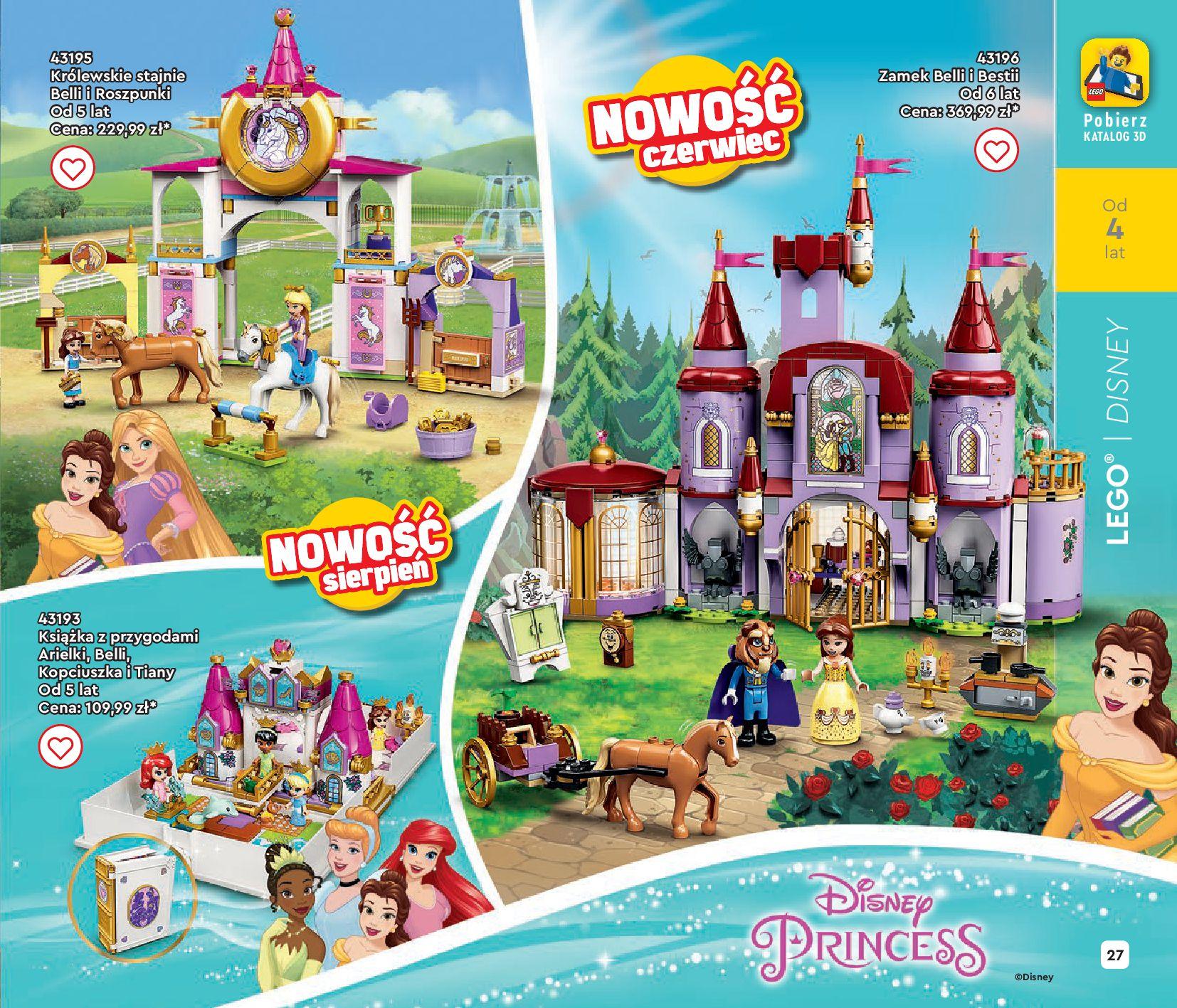 Gazetka LEGO: Gazetka LEGO - katalog 2021-06-30 page-27