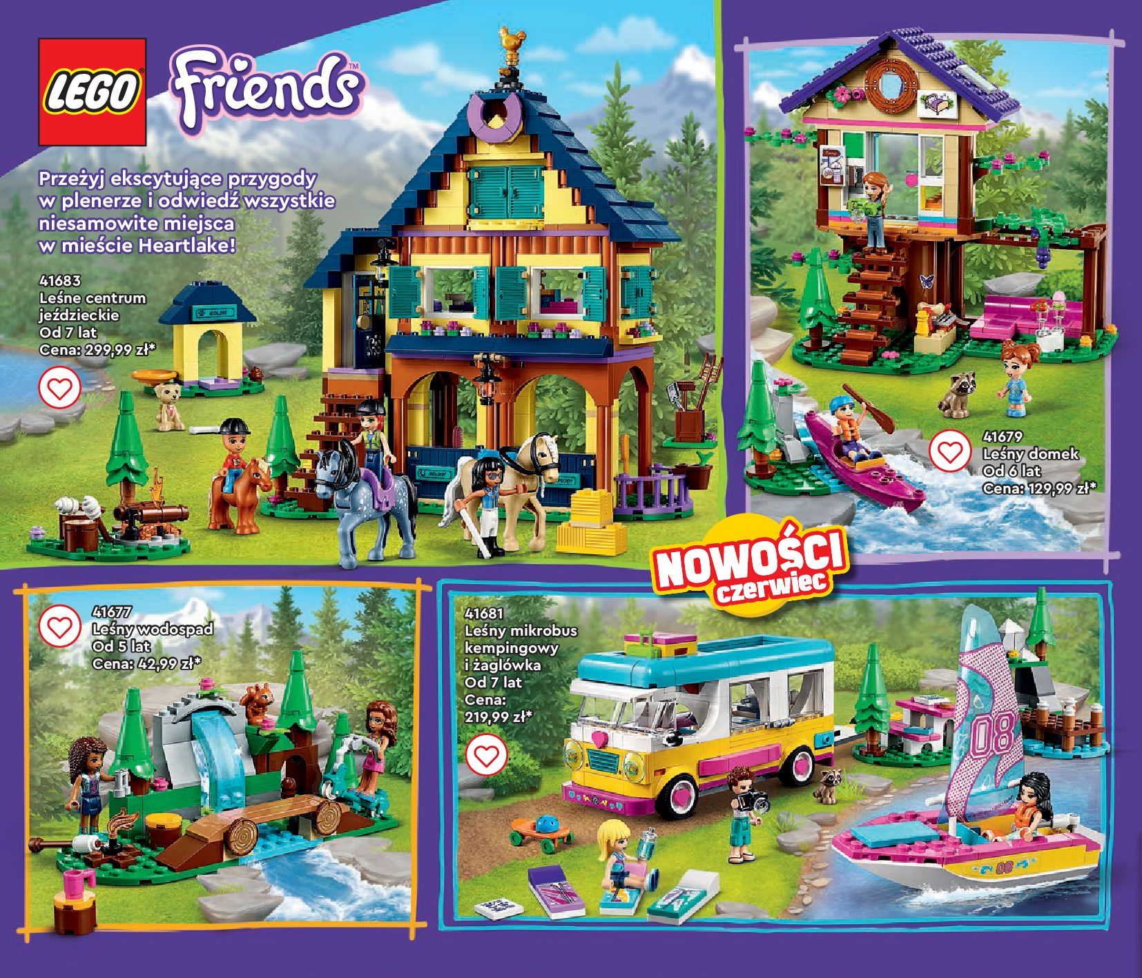 Gazetka LEGO: Gazetka LEGO - katalog 2021-06-30 page-32
