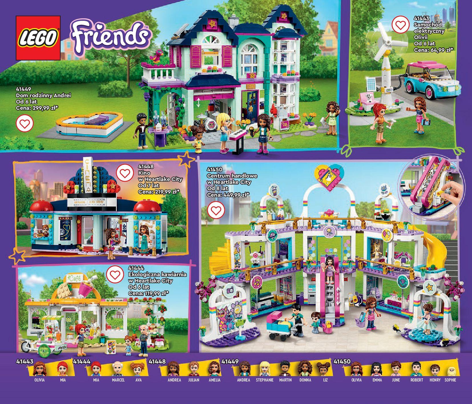 Gazetka LEGO: Gazetka LEGO - katalog 2021-06-30 page-36
