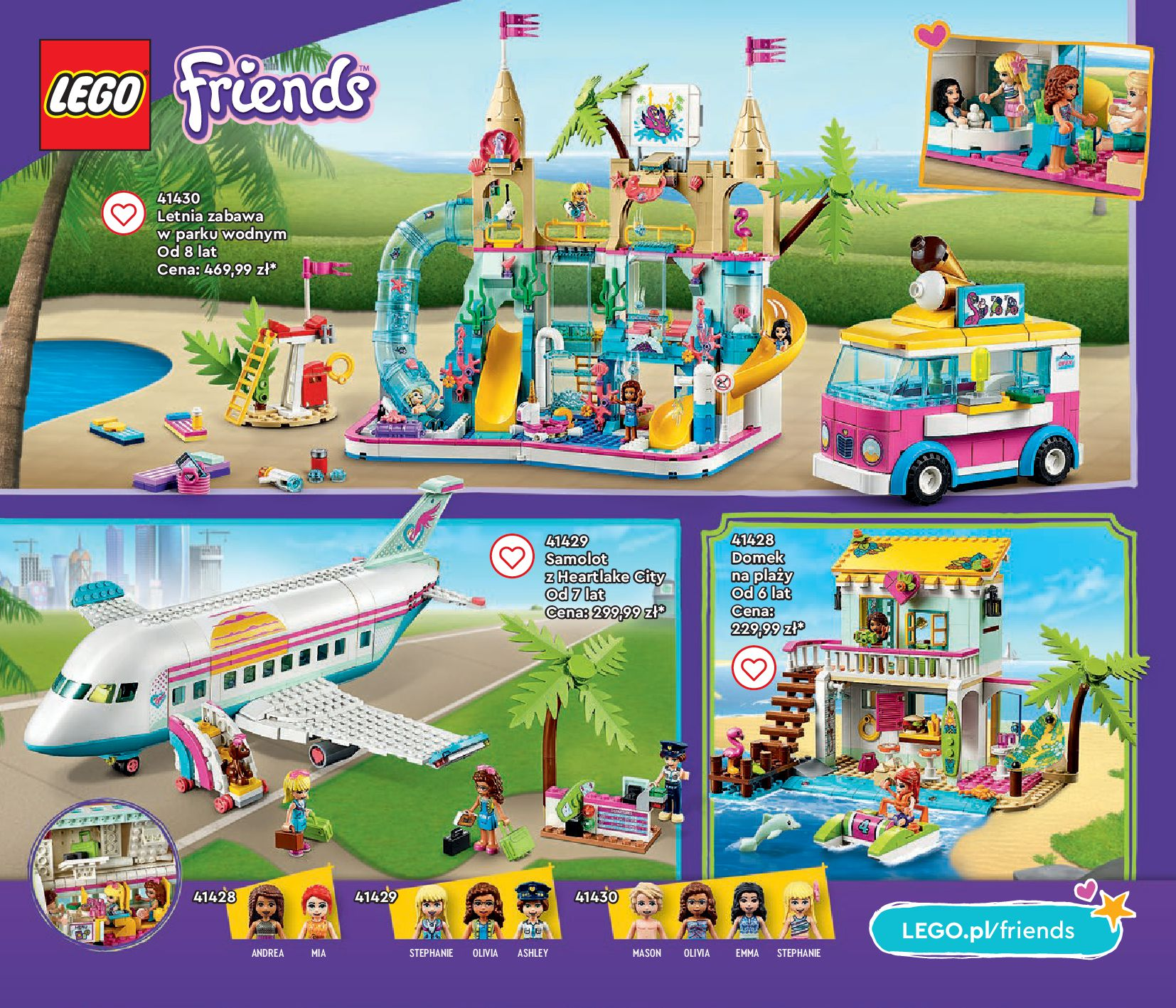 Gazetka LEGO: Gazetka LEGO - katalog 2021-06-30 page-40