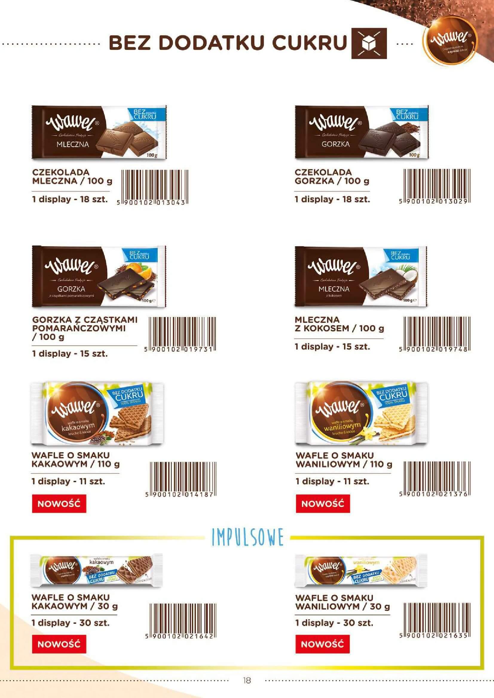 Gazetka Wawel - Katalog produktów-30.06.2017-31.12.2018-page-
