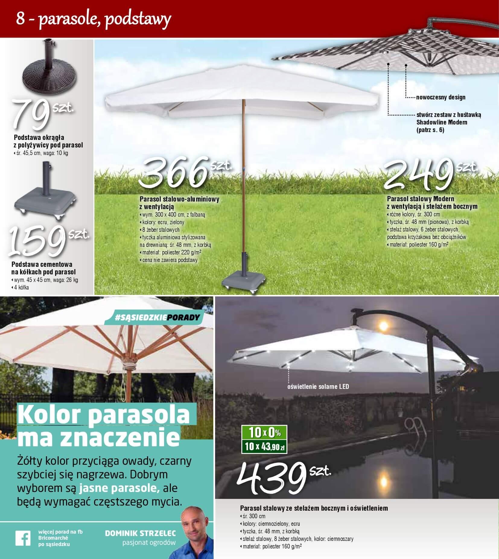 Gazetka Bricomarché - Tanie rozwiązania do ogrodu i mieszkania-03.04.2018-06.05.2018-page-