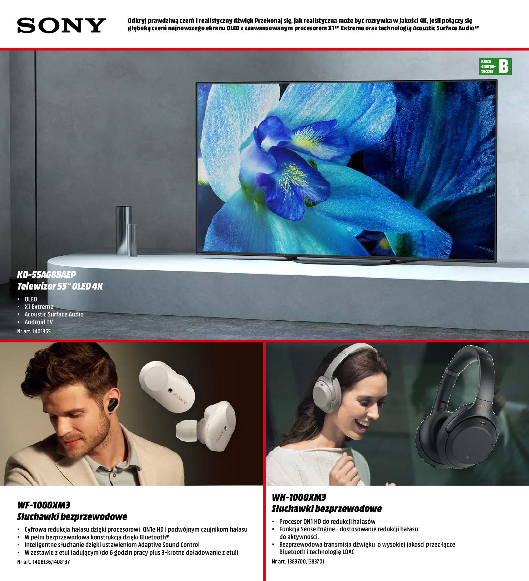 Gazetka Media Markt - Nowy wymiar domowej rozrywki-30.09.2019-31.10.2019-page-5