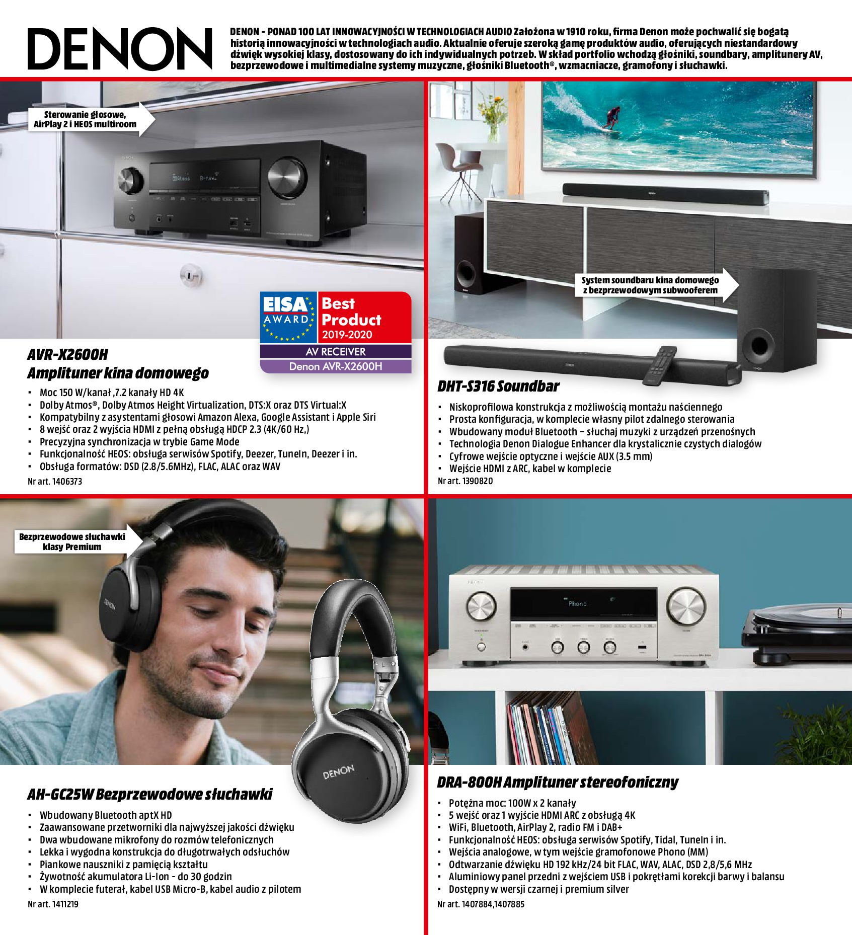 Gazetka Media Markt - Nowy wymiar domowej rozrywki-30.09.2019-31.10.2019-page-