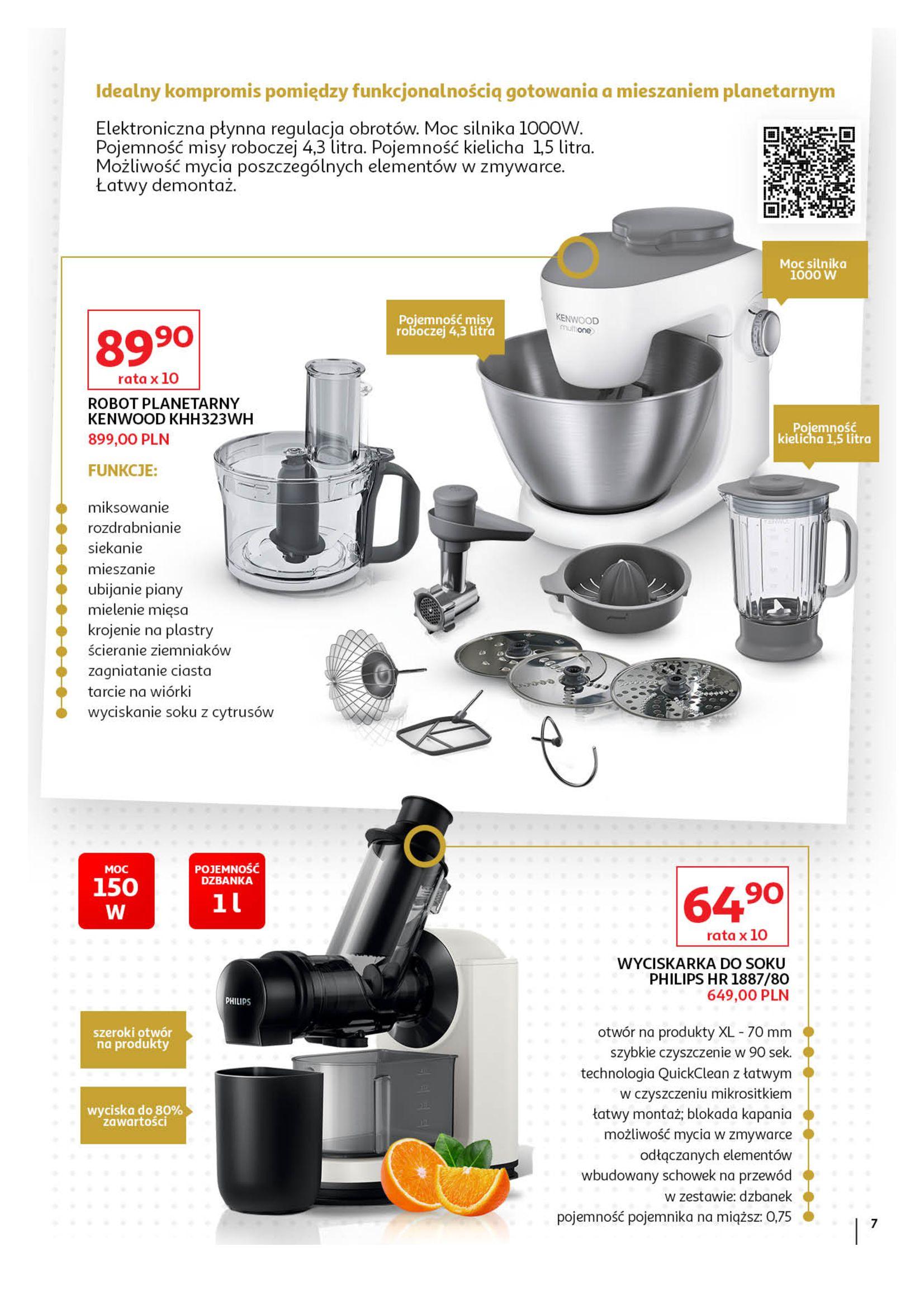 Gazetka Auchan - Oferta Auchan Premium Hipermarkety-10.04.2019-24.04.2019-page-